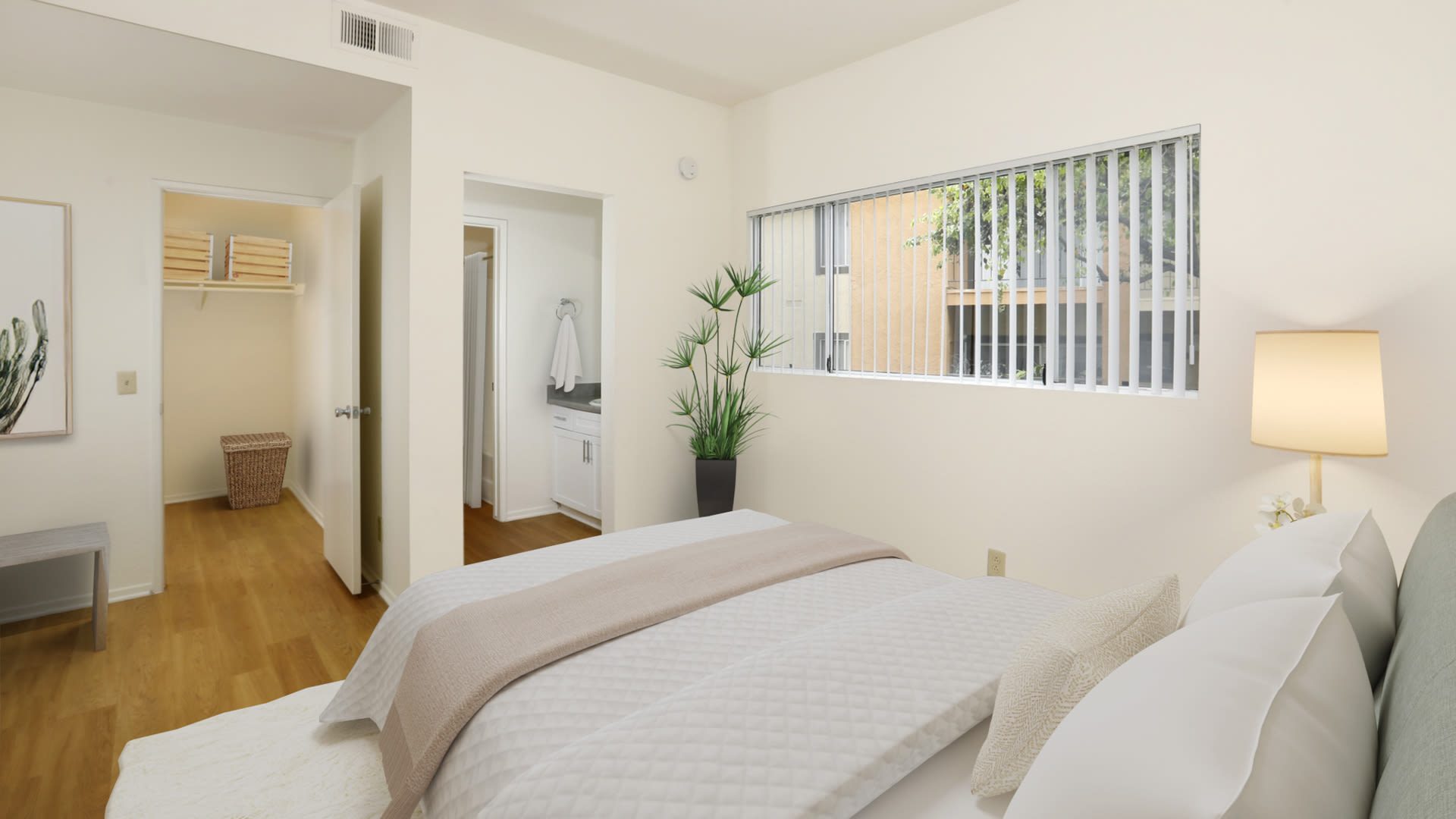 Siena Terrace Apartments - Bedroom