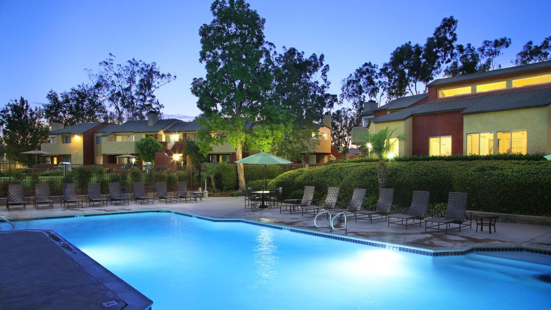 Laguna Hills Villa Solana Apartments