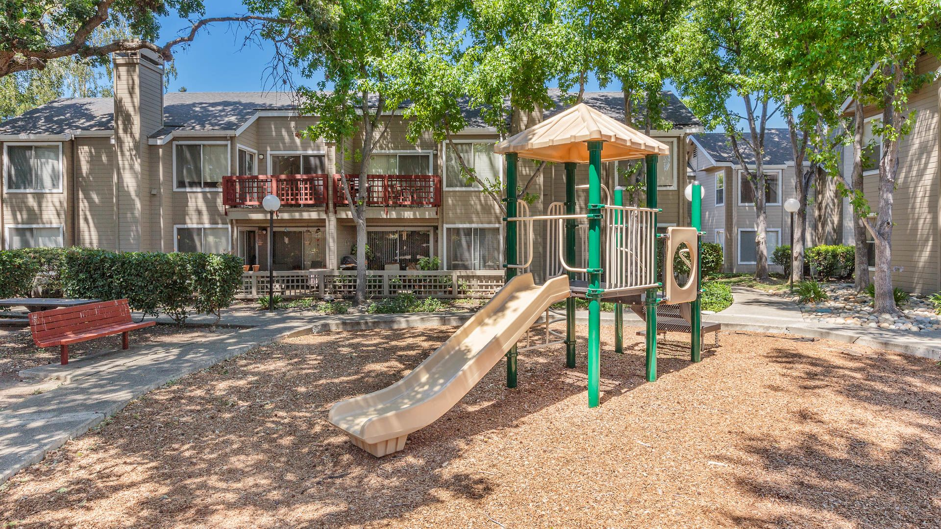 Wood Creek Apartments - Playground