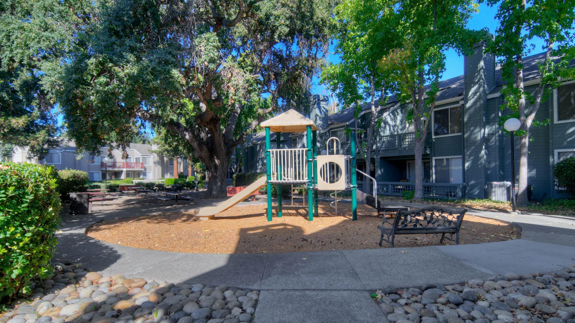 Wood Creek Apartments - Playground