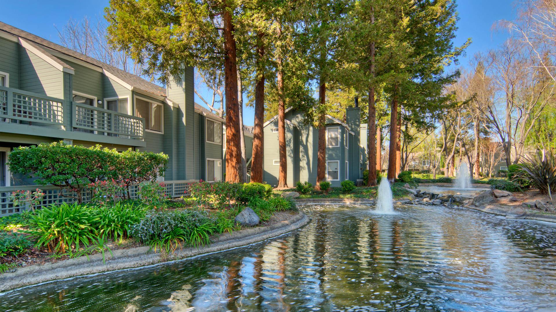 Wood Creek Apartments - Exterior