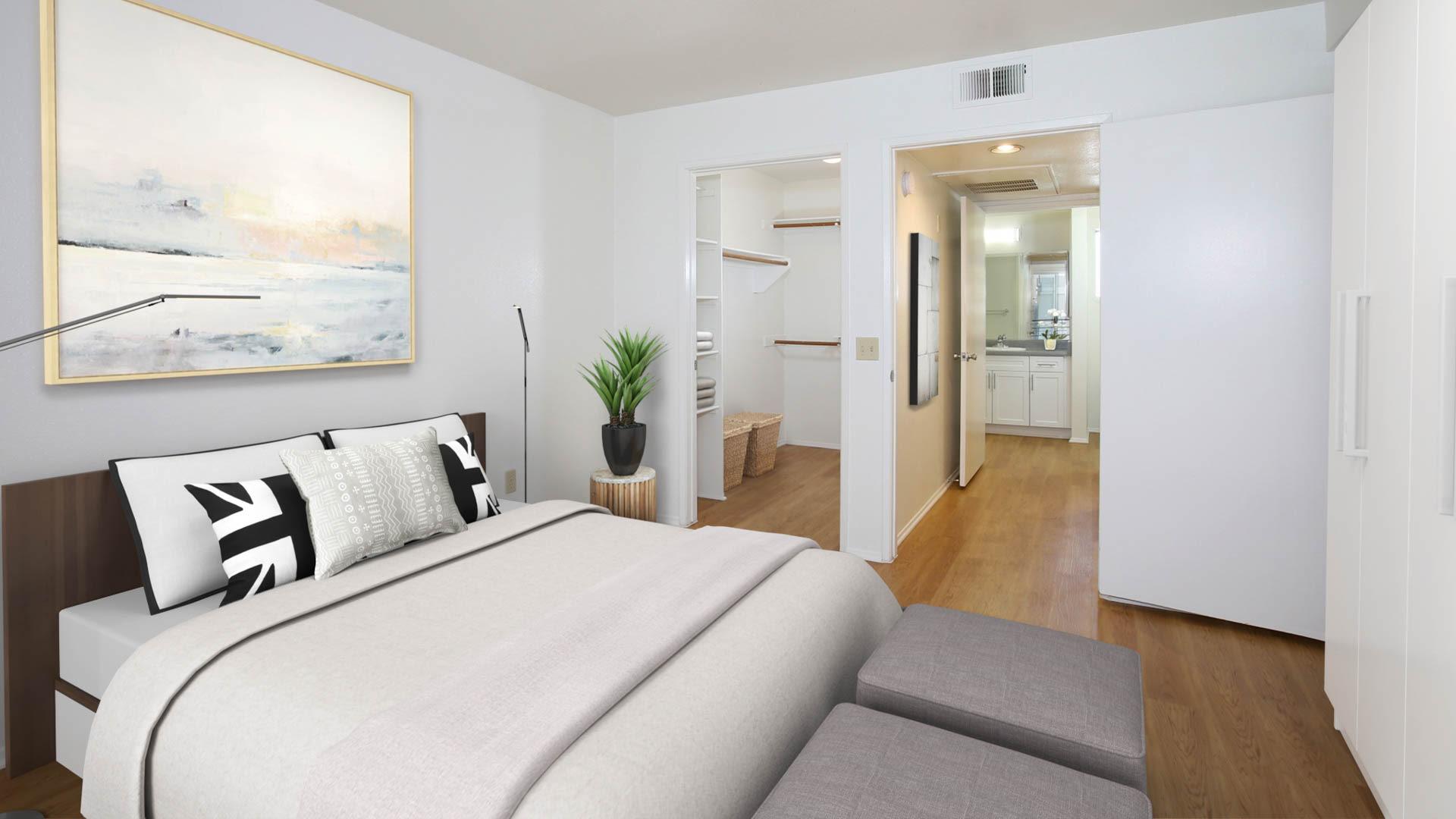 Centre Club Apartments Exterior - Bedroom