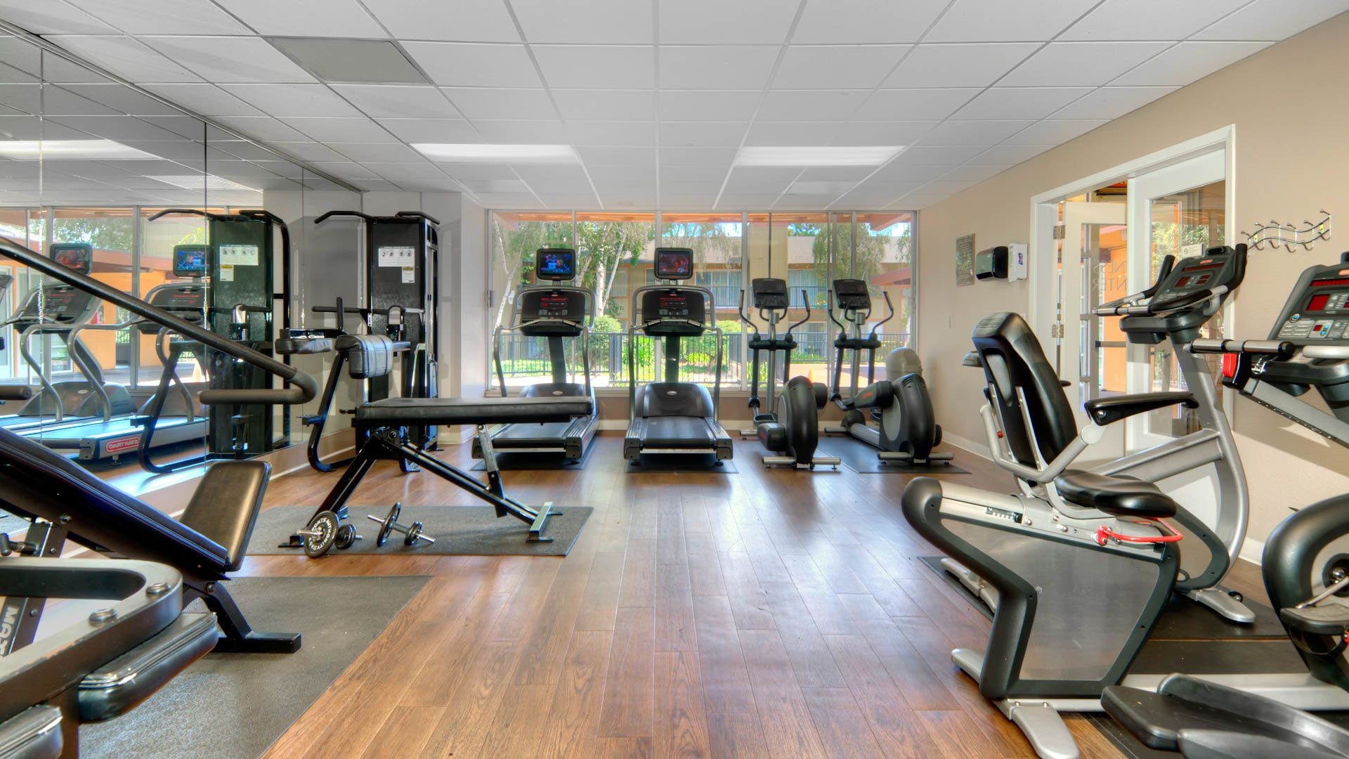 Laguna Clara Apartments - Fitness Center