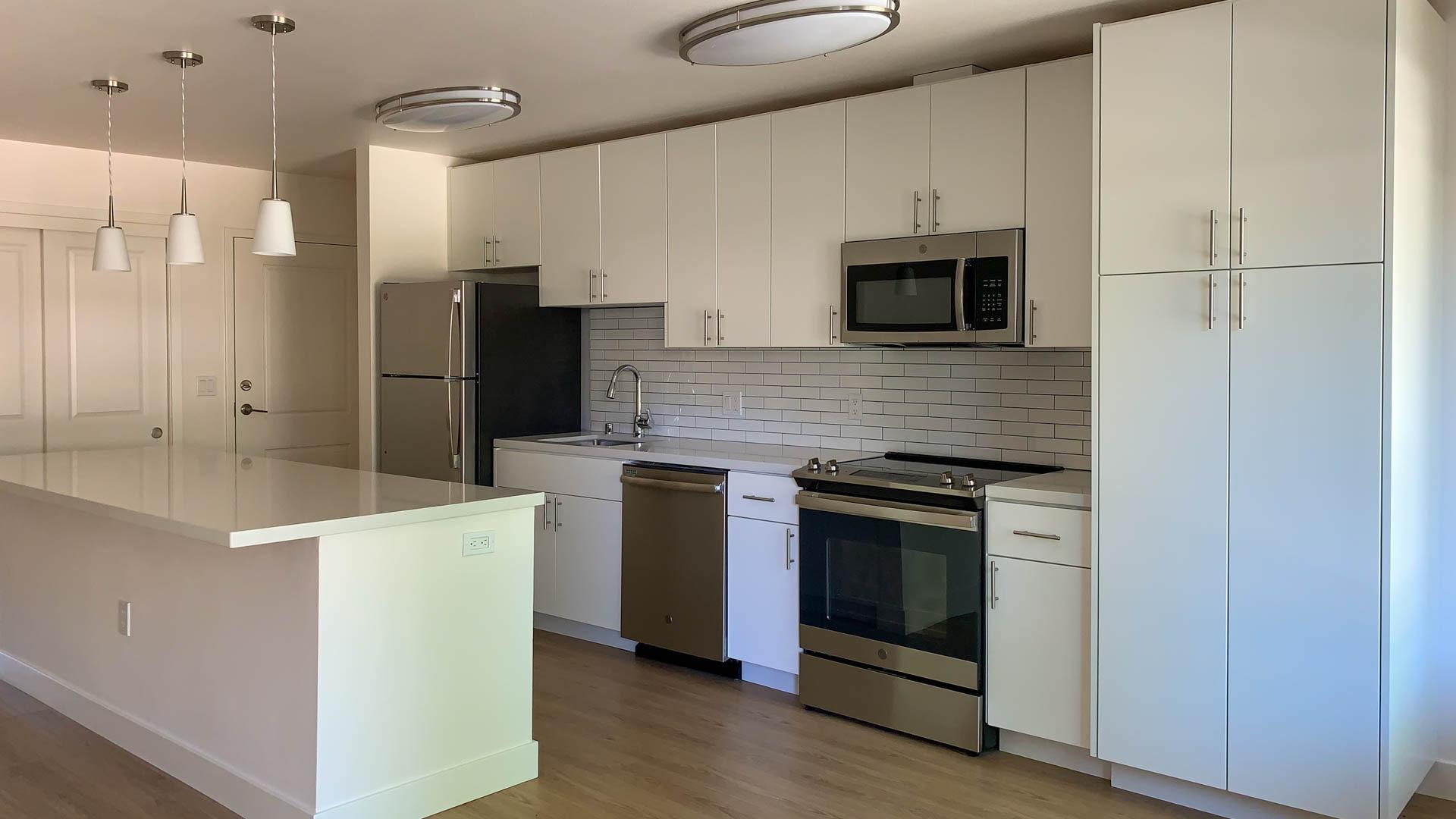Laguna Clara Apartments - Renovated Kitchen