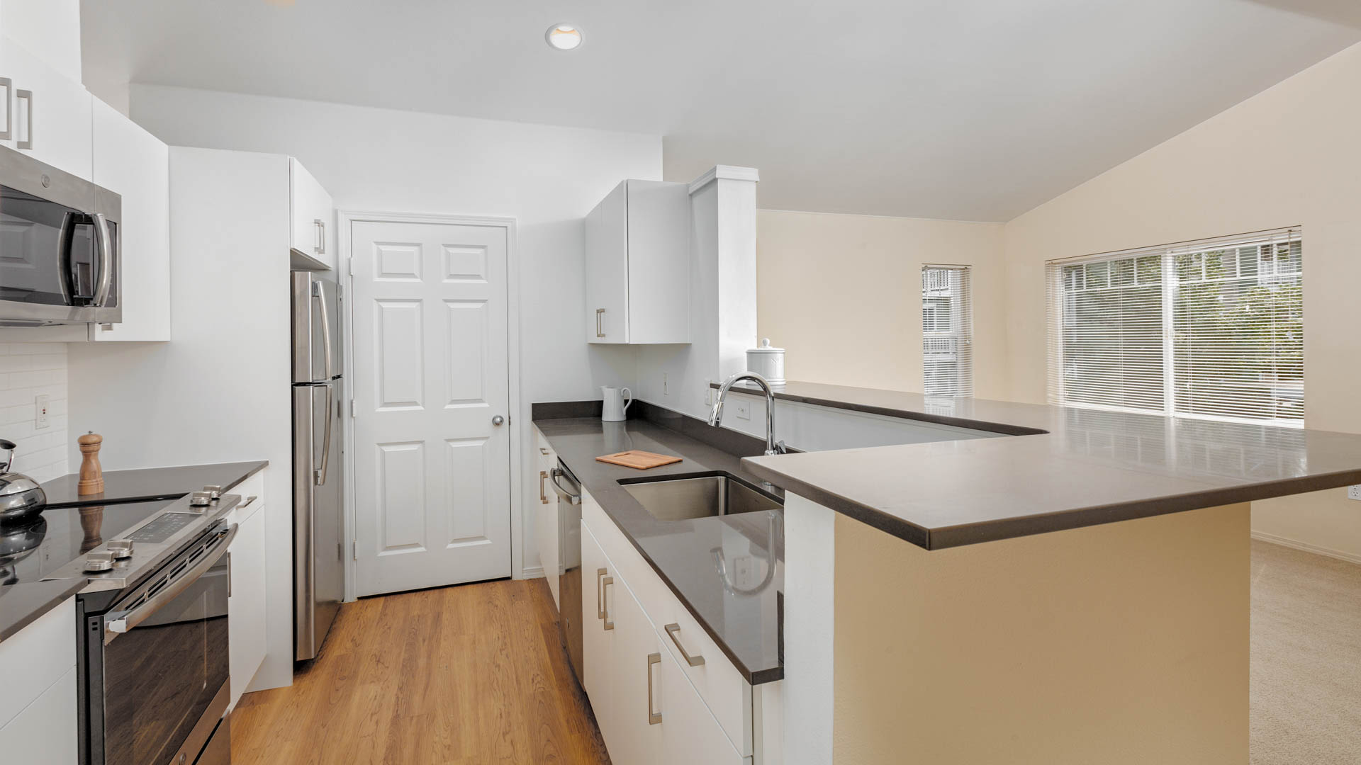 Providence Apartments - Kitchen