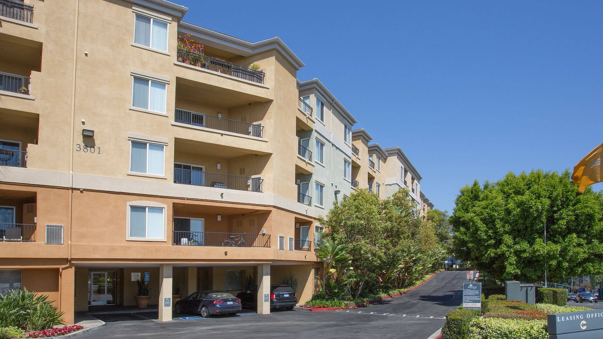 Bay Hill Apartments - Long Beach - 3801 E Pacific Coast ...
