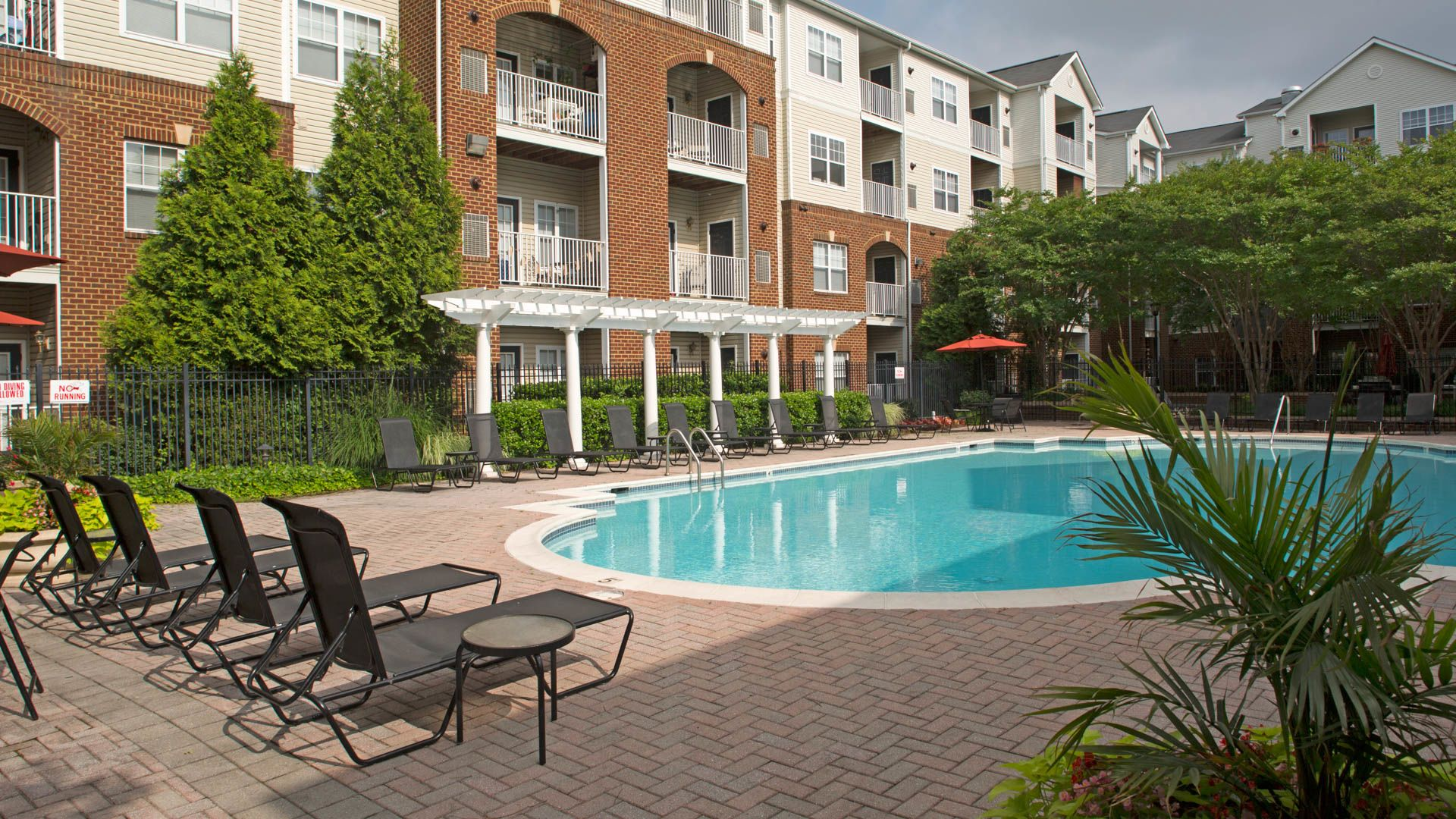 reserve at potomac yard apartments in alexandria 3700 jefferson