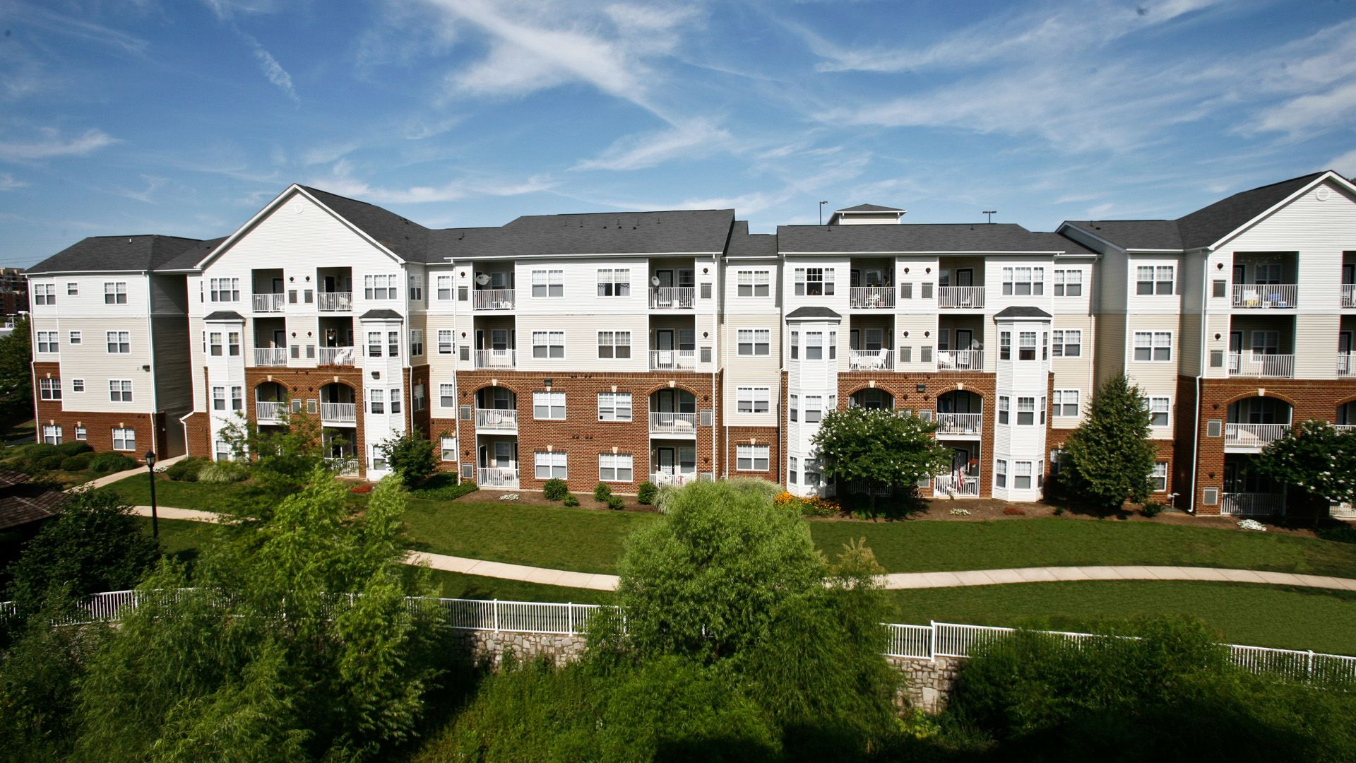 Reserve at Potomac Yard Apartments - Building