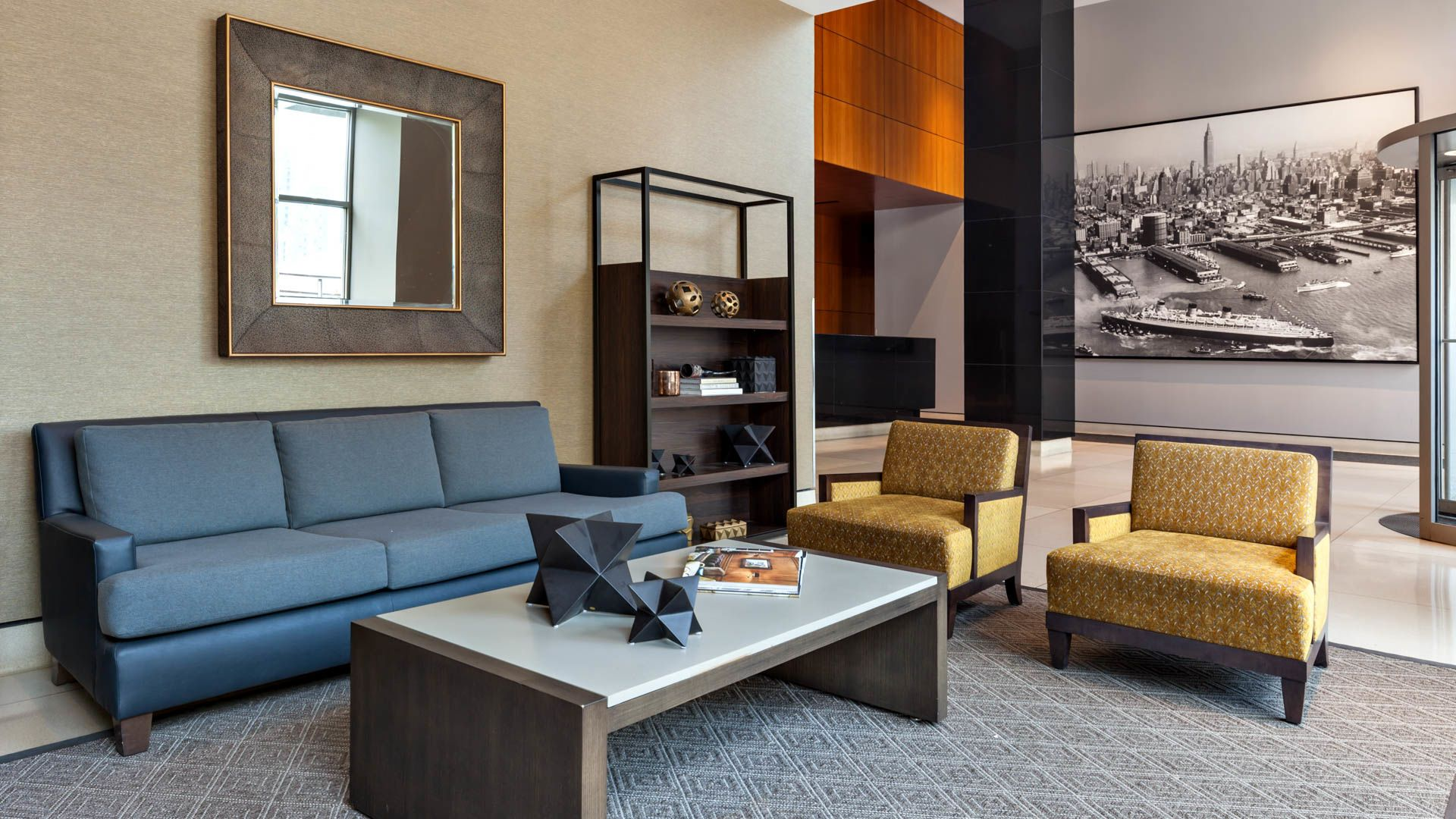 Hudson Crossing Apartments - Lobby