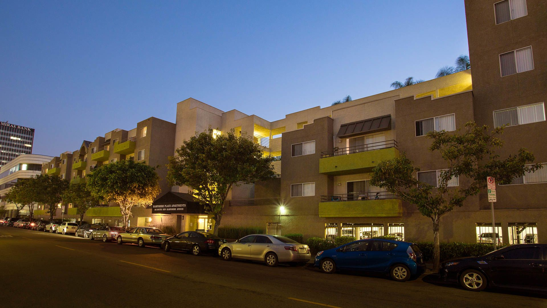 Hampshire Place Apartments - Koreatown, Los Angeles - 501 ...