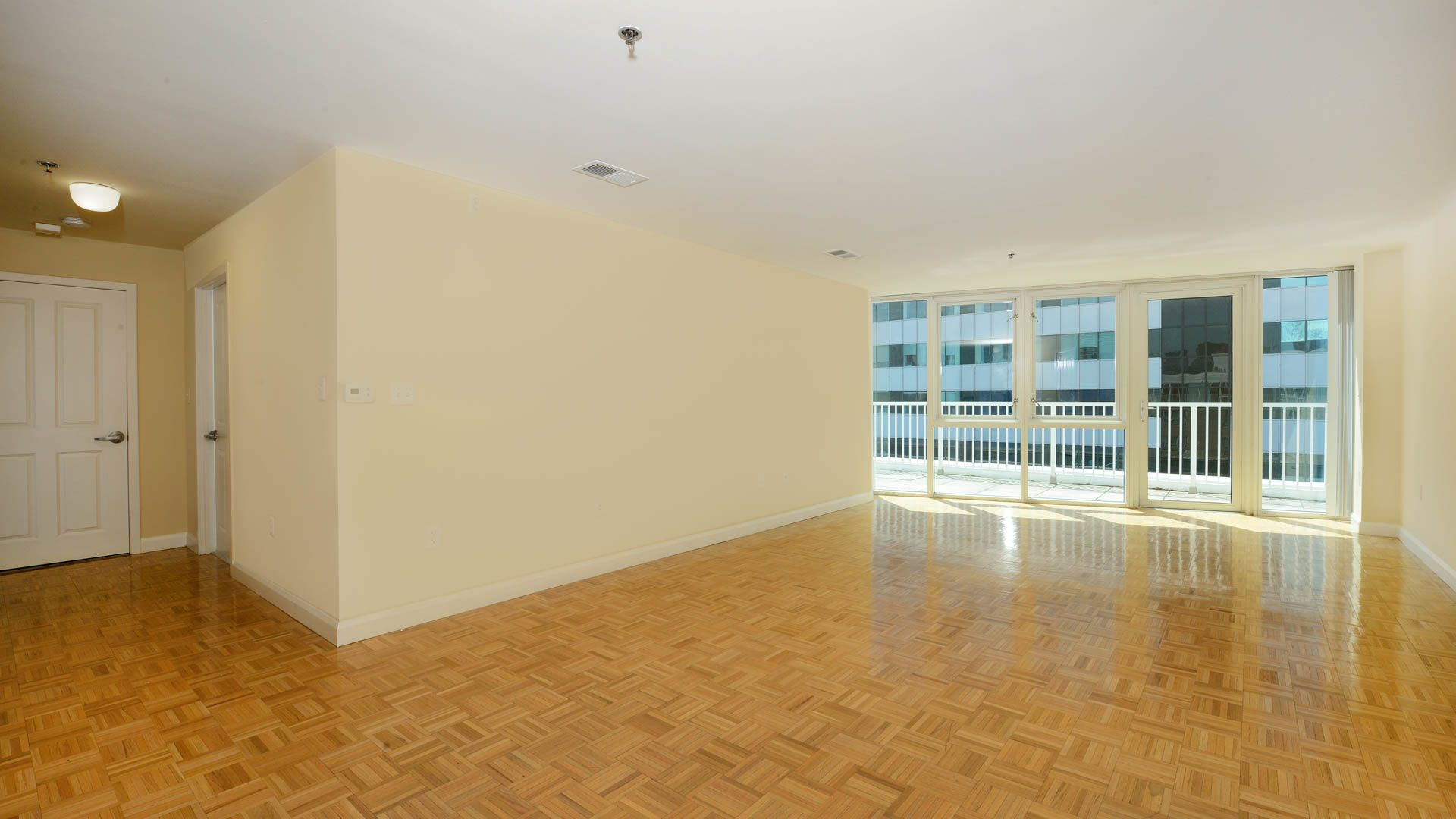 The Pier Apartments - Living Room