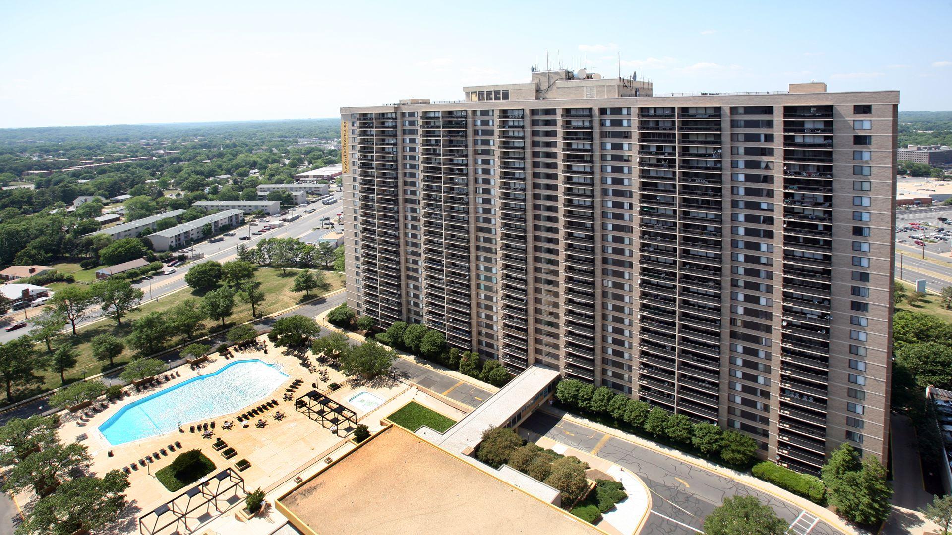 High Rise Apartments In Alexandria Va