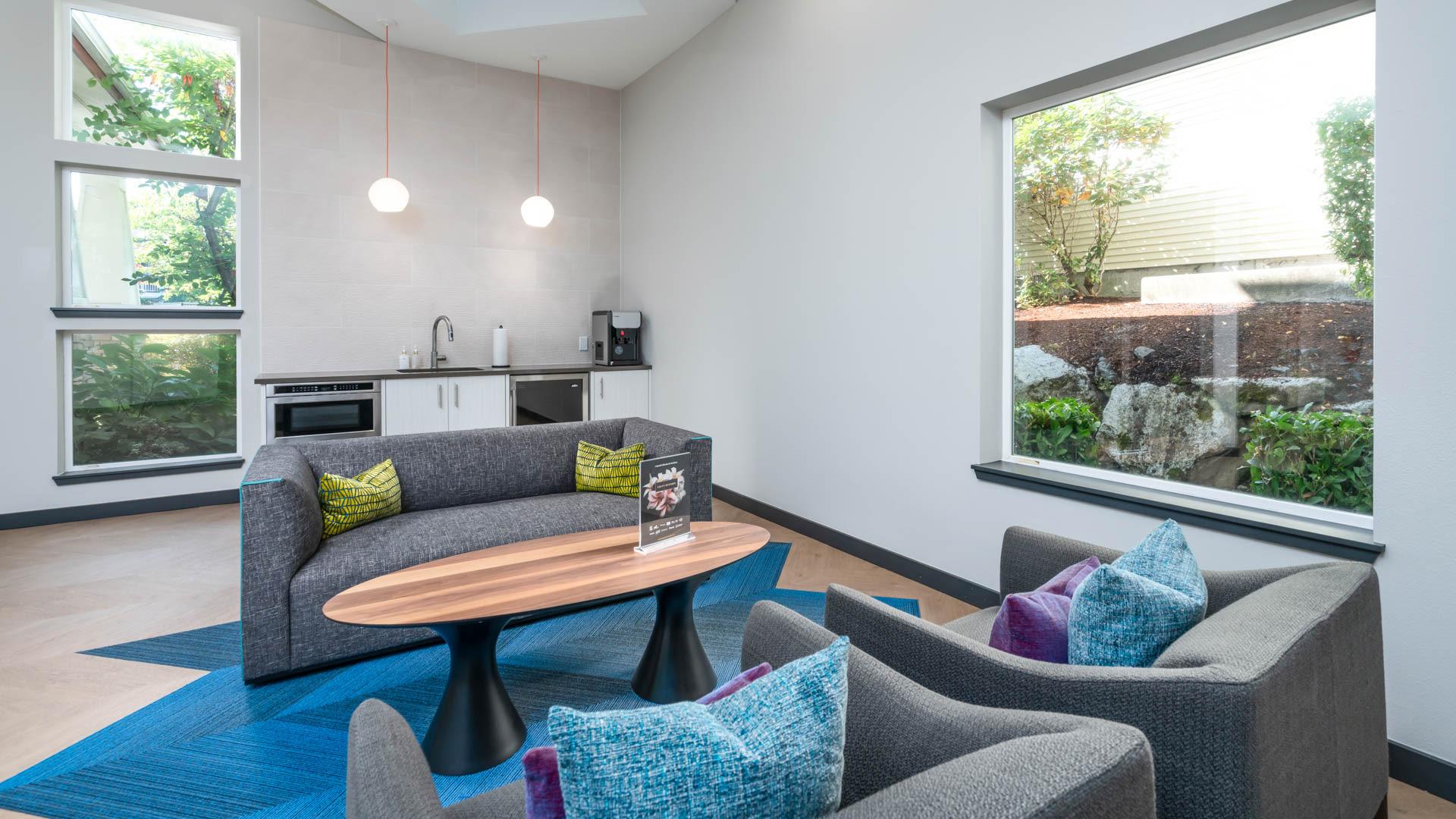 Heritage Ridge Apartments - Resident Lounge