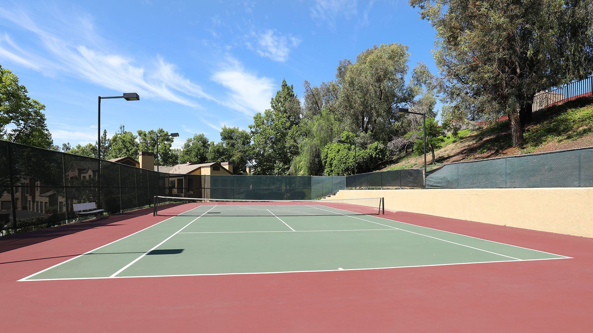 Eagle Canyon Apartments - Tennis Court