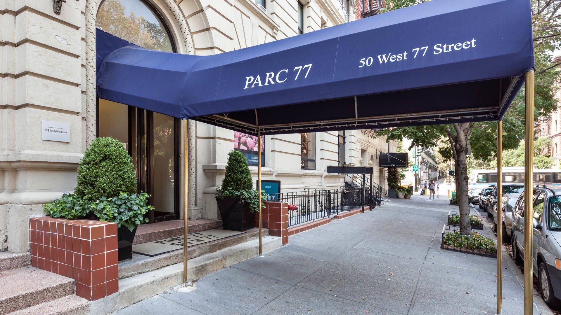 Parc 77 Apartments Exterior