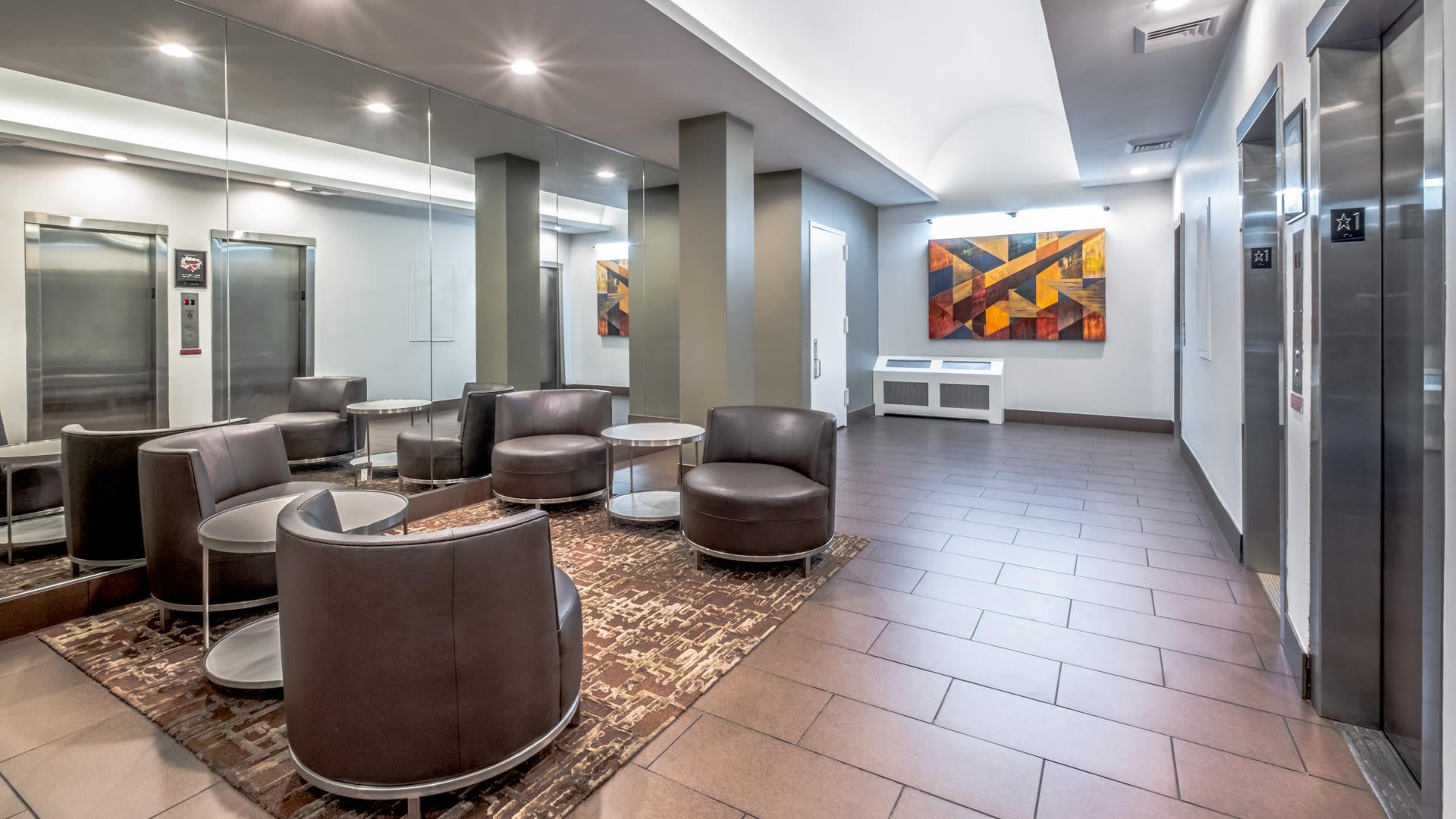 Park 77 Apartments - Lobby