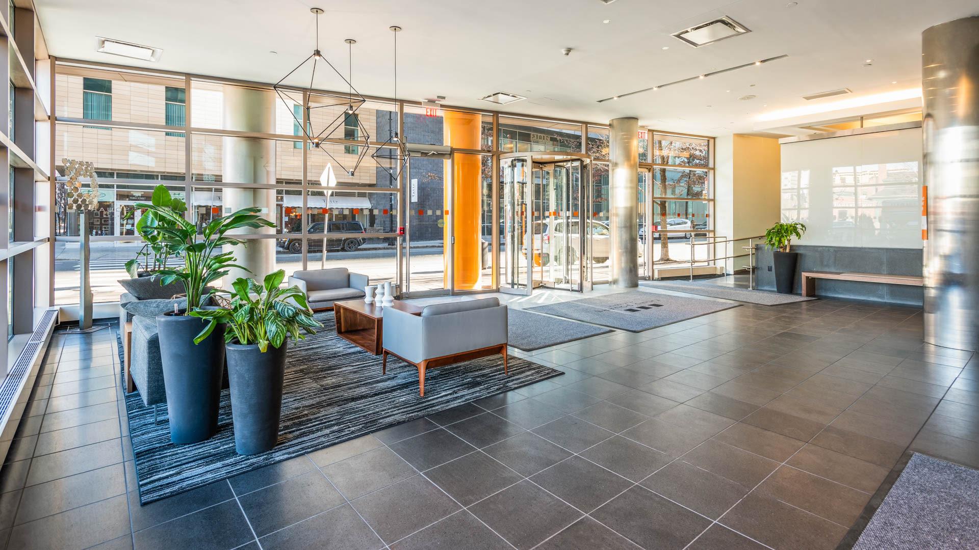 Third Square Apartments - Lobby