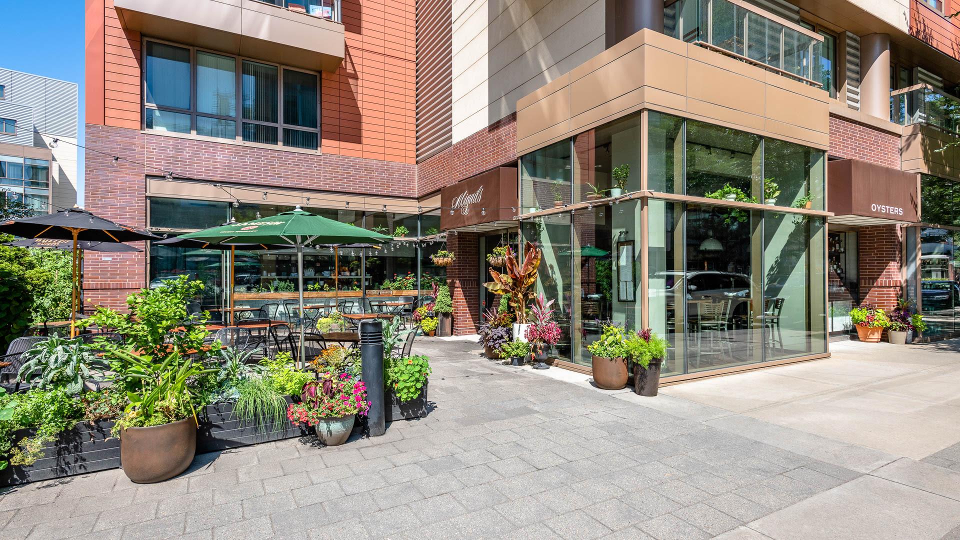 Third Square Apartments - On-site Abigail's Restaurant