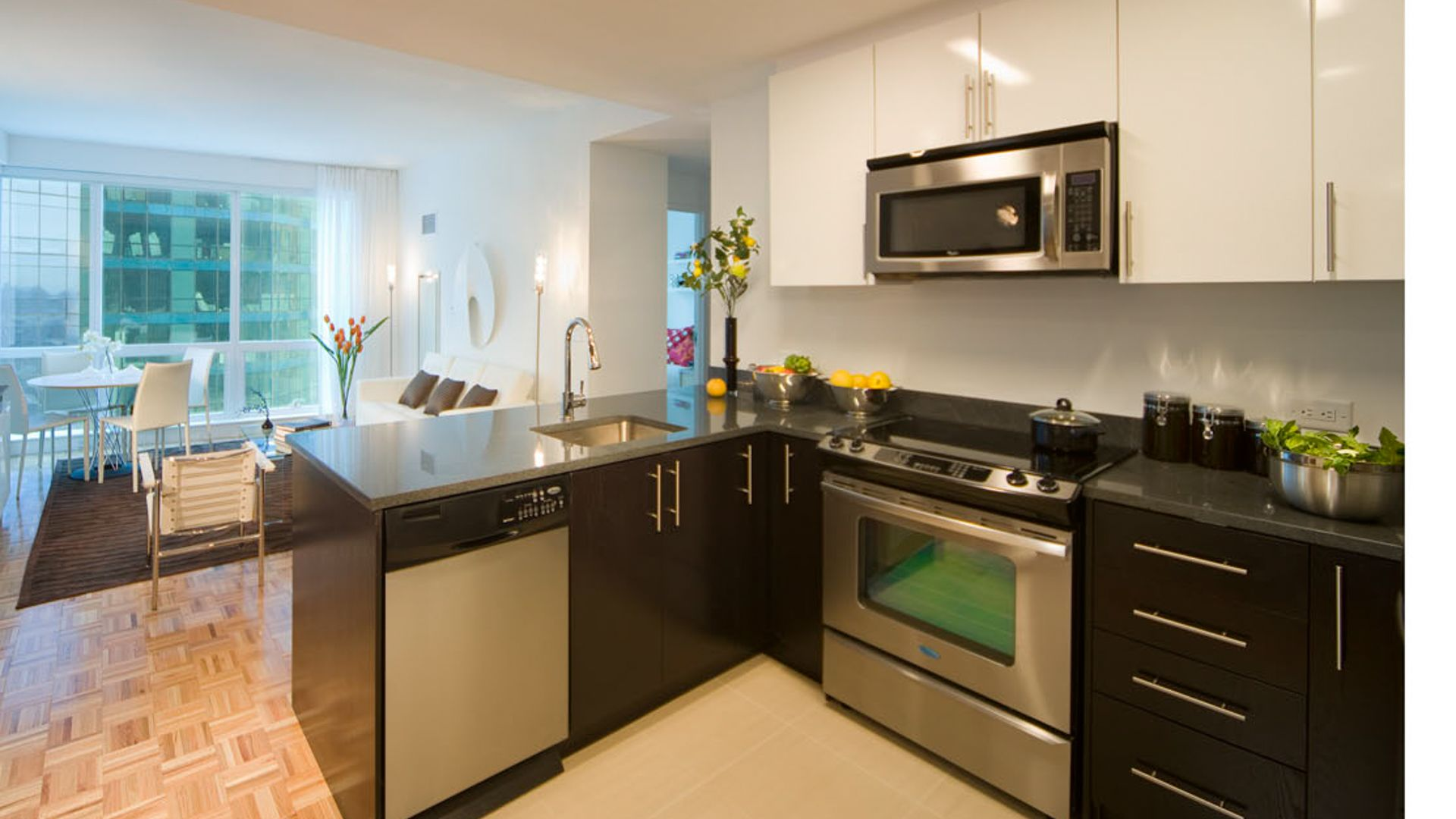 70 Greene Apartments - Kitchen