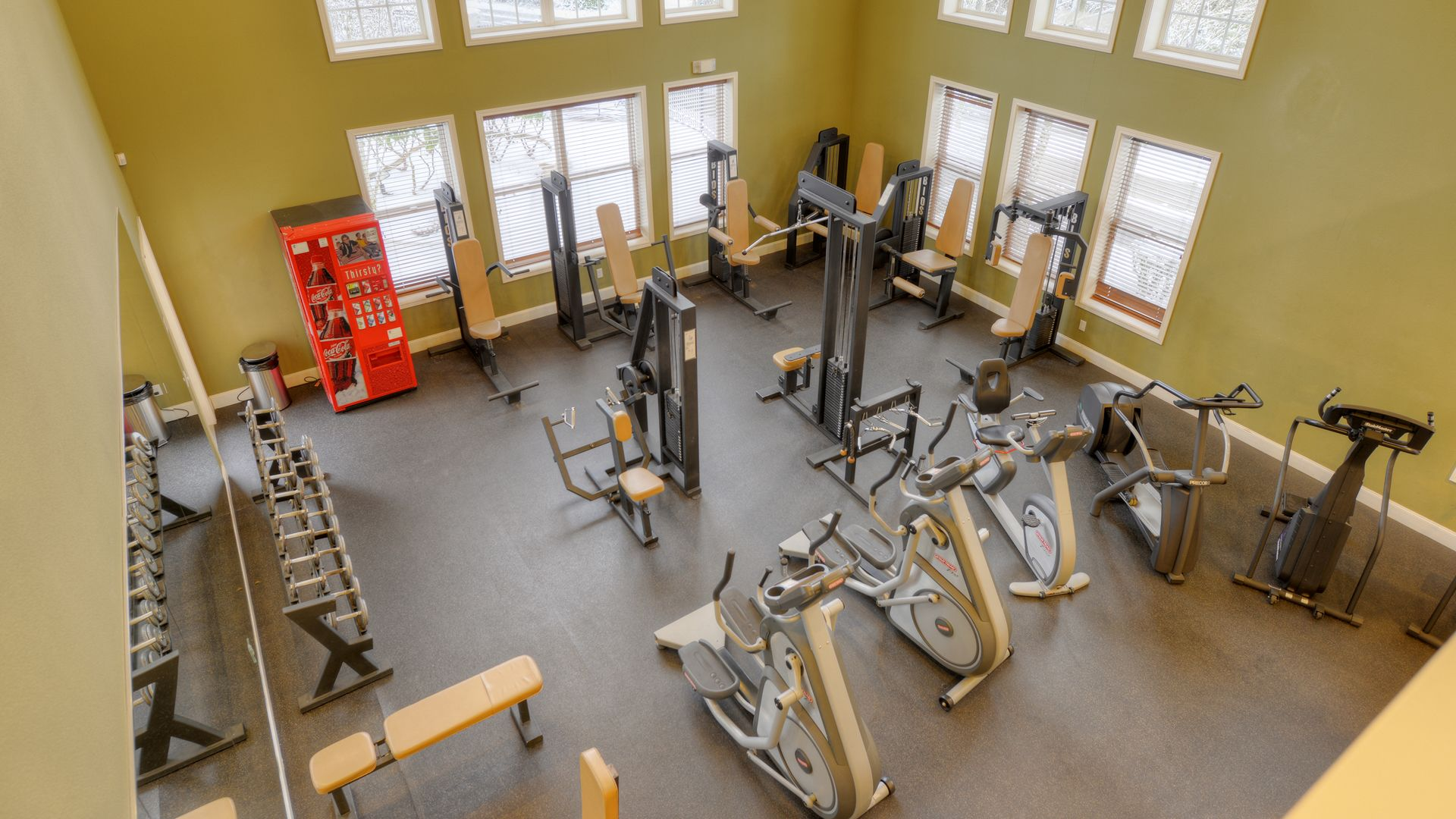 Alt The Reserve At Town Center Apartments   Fitness Center