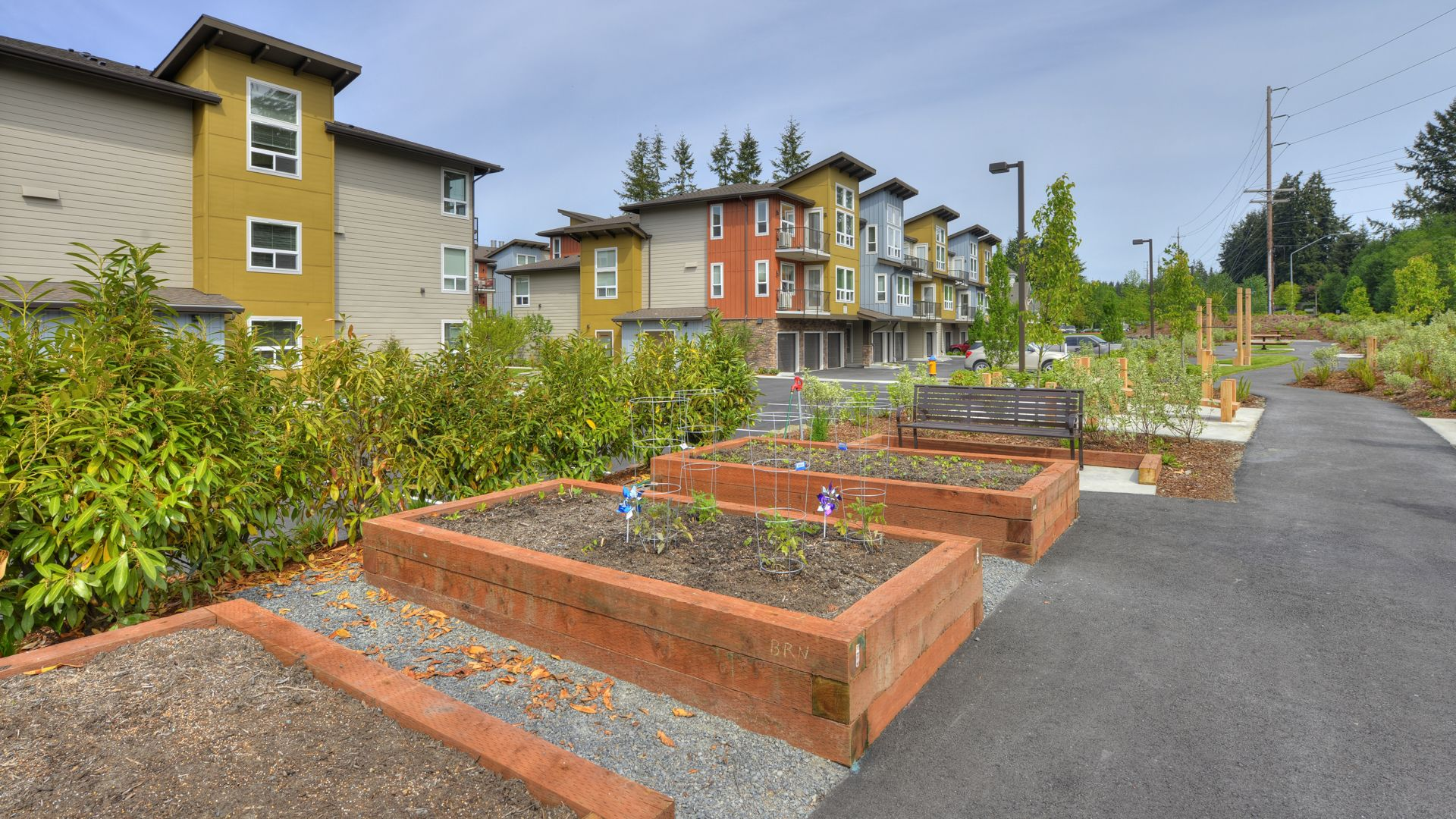 The Reserve at Town Center Apartments - Garden