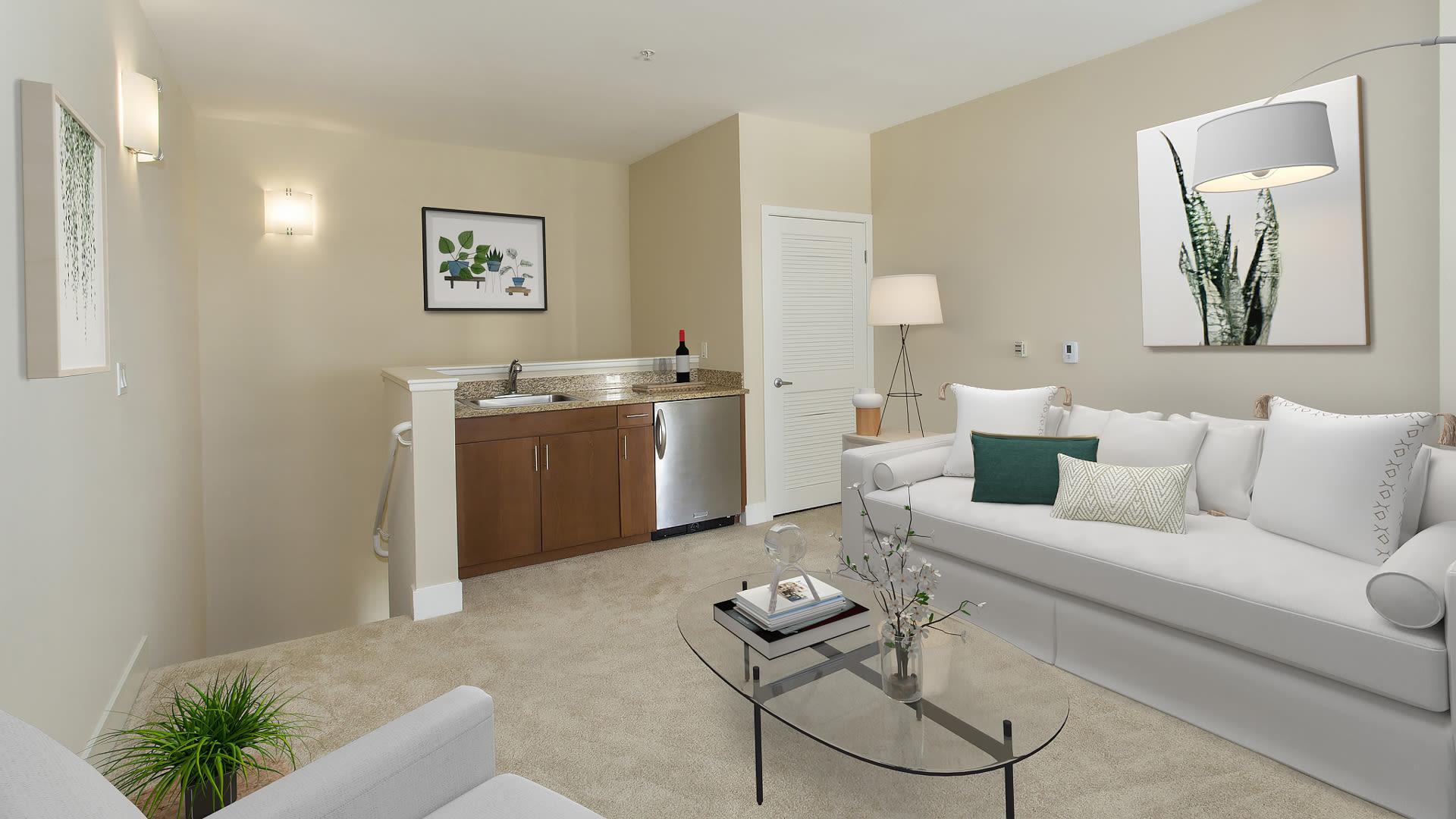 Westgate Apartments - Loft Style Living Space