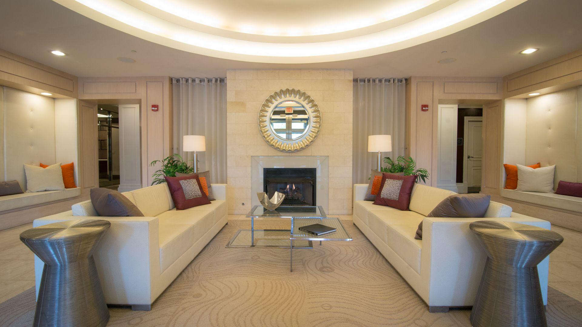 1401 Joyce on Pentagon Row Apartments - Lobby