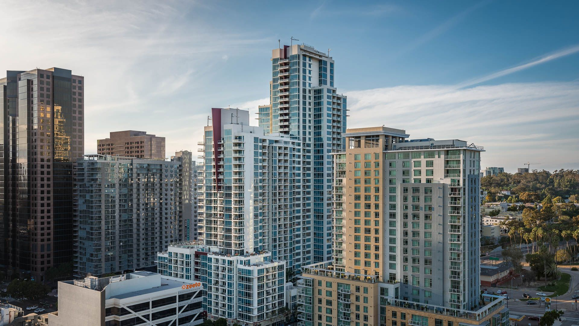 Vantage Pointe Apartments - Downtown San Diego - 1281 9th ...