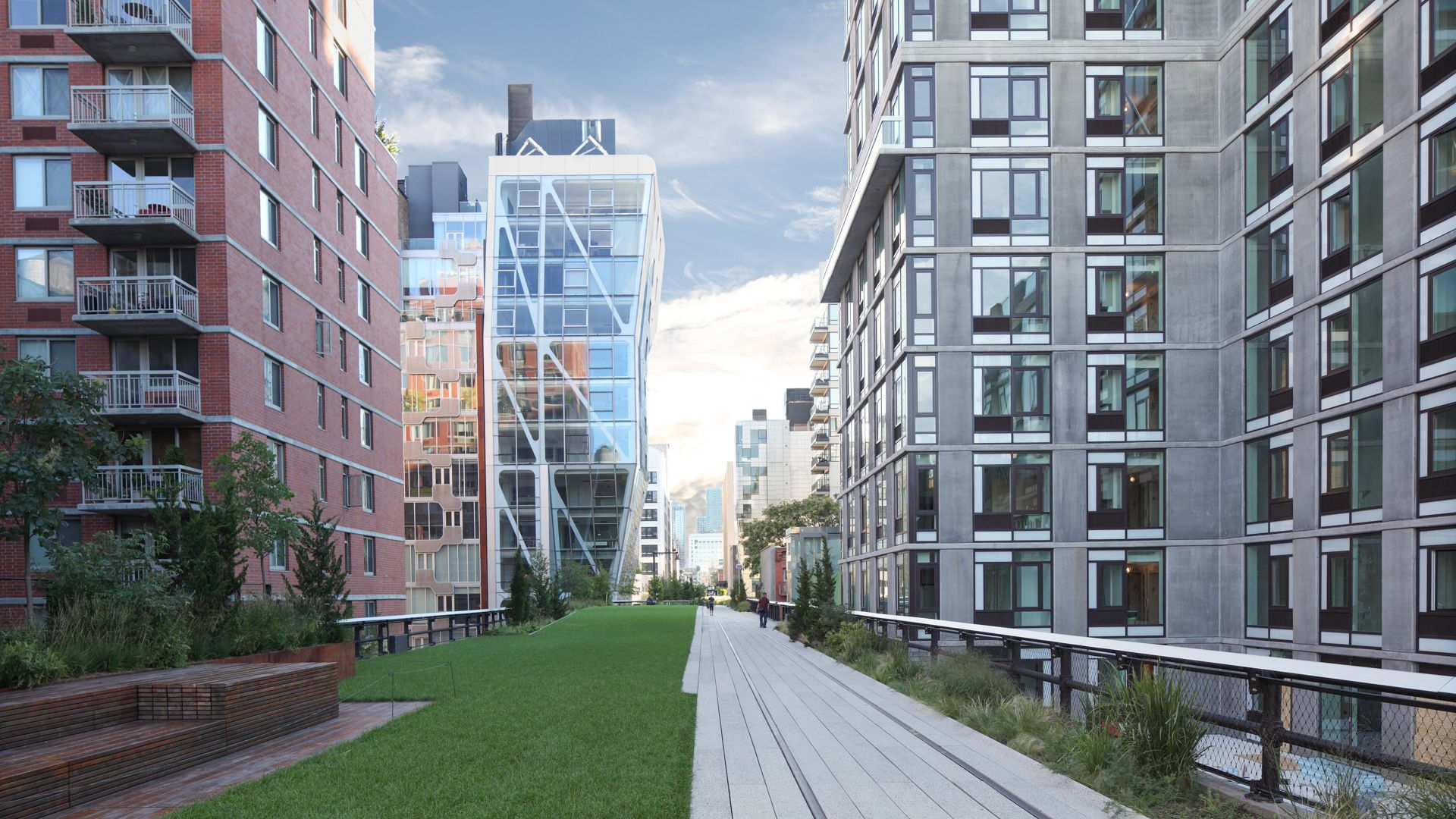 Ten23 Apartments - High Line