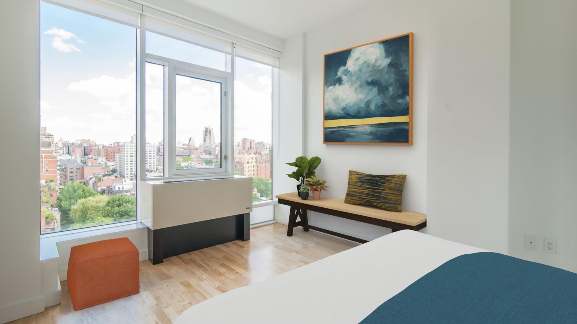 Ten23 Apartments - Bedroom