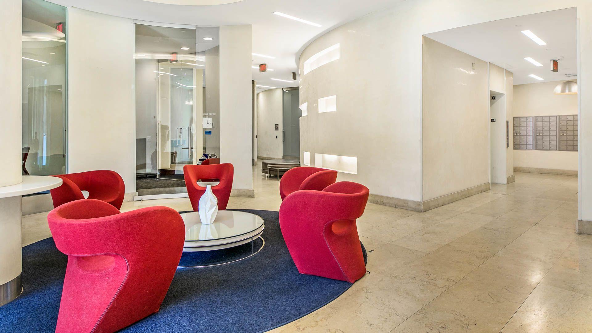 Hikari Apartments - Lobby