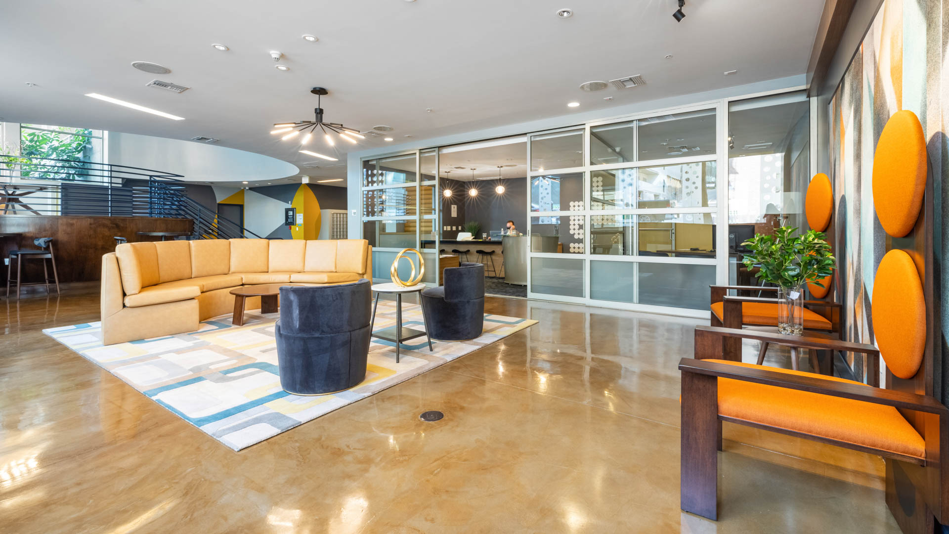 Glo Apartments - Lobby