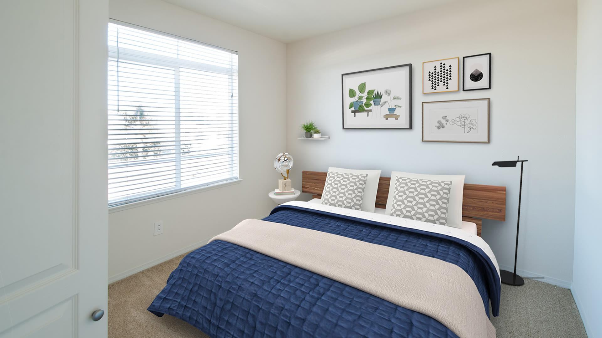 Belle Fontaine - Bedroom