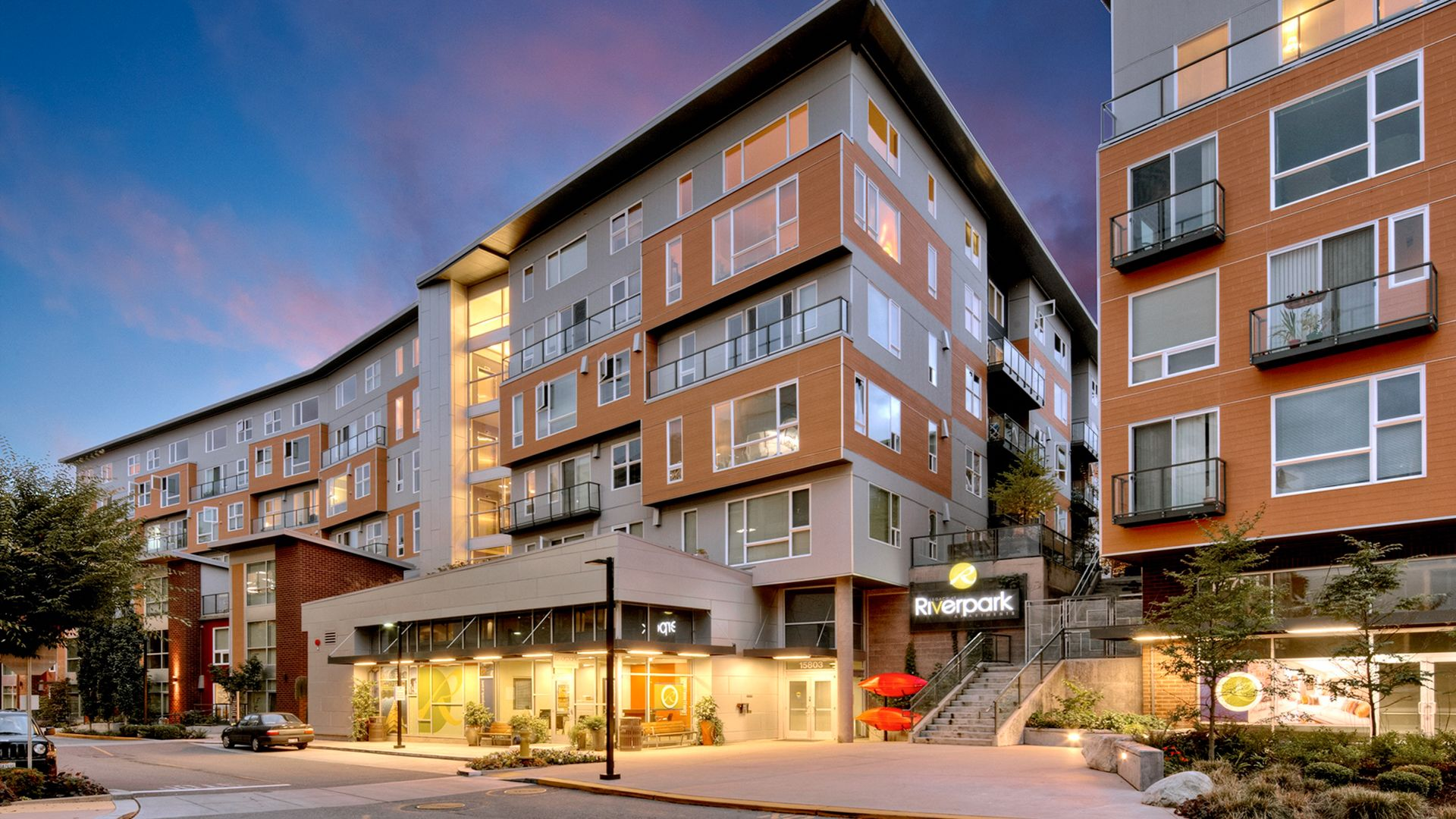 Riverpark Apartments in Downtown Redmond - 15803 Bear ...