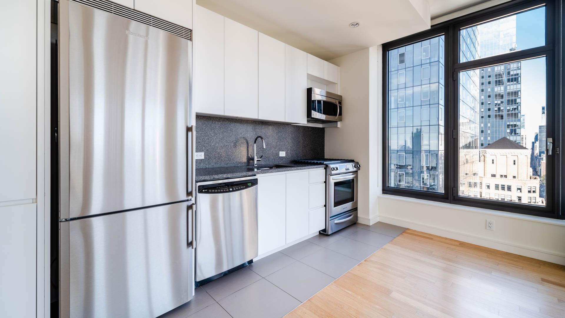 Beatrice Apartments - Kitchen