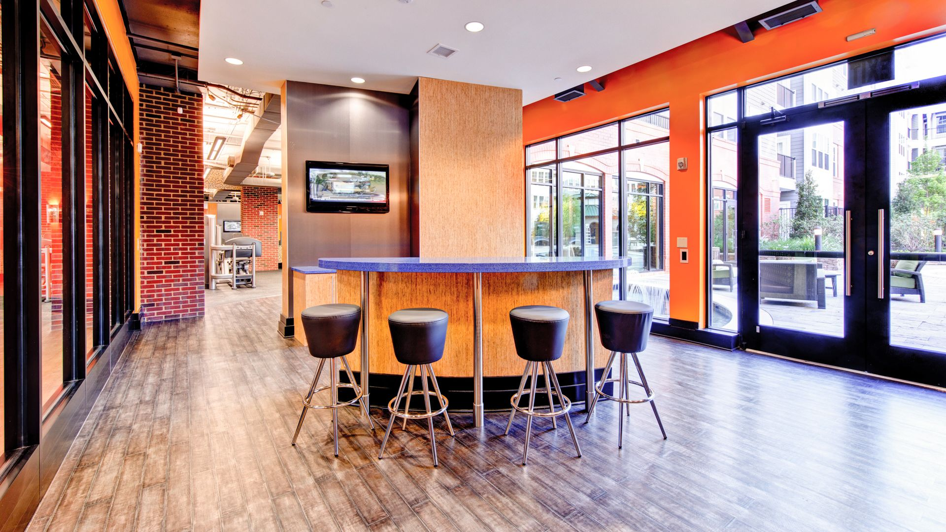 Gaithersburg Station Apartments - Lobby