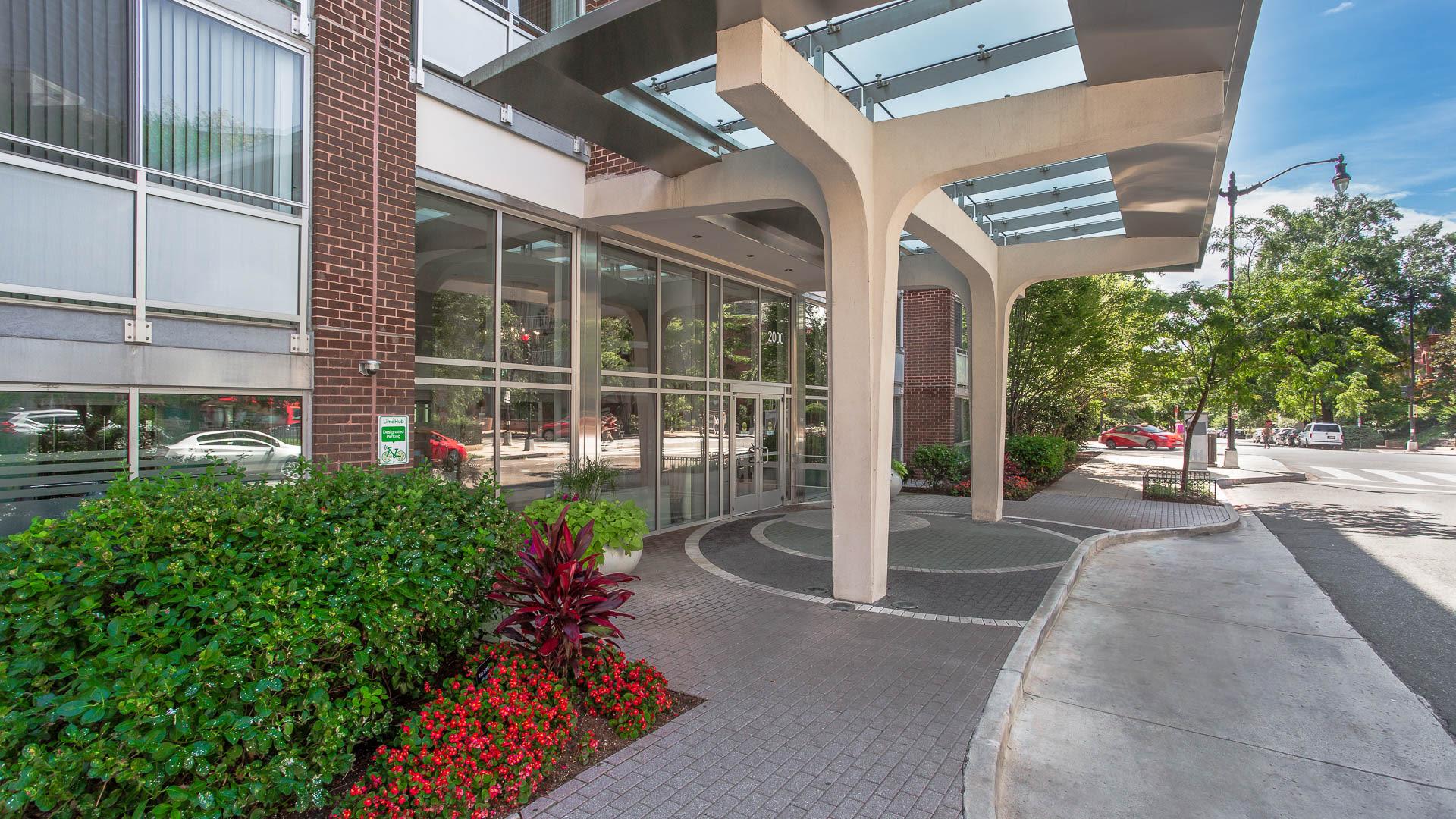 The Flats at Dupont Circle Apartments - Exterior