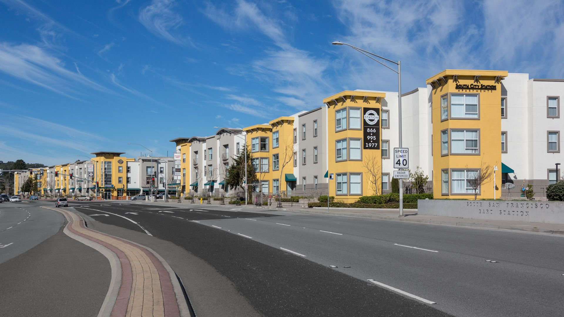 South City Station Apartments - South San Francisco - 101 MCLellan ...