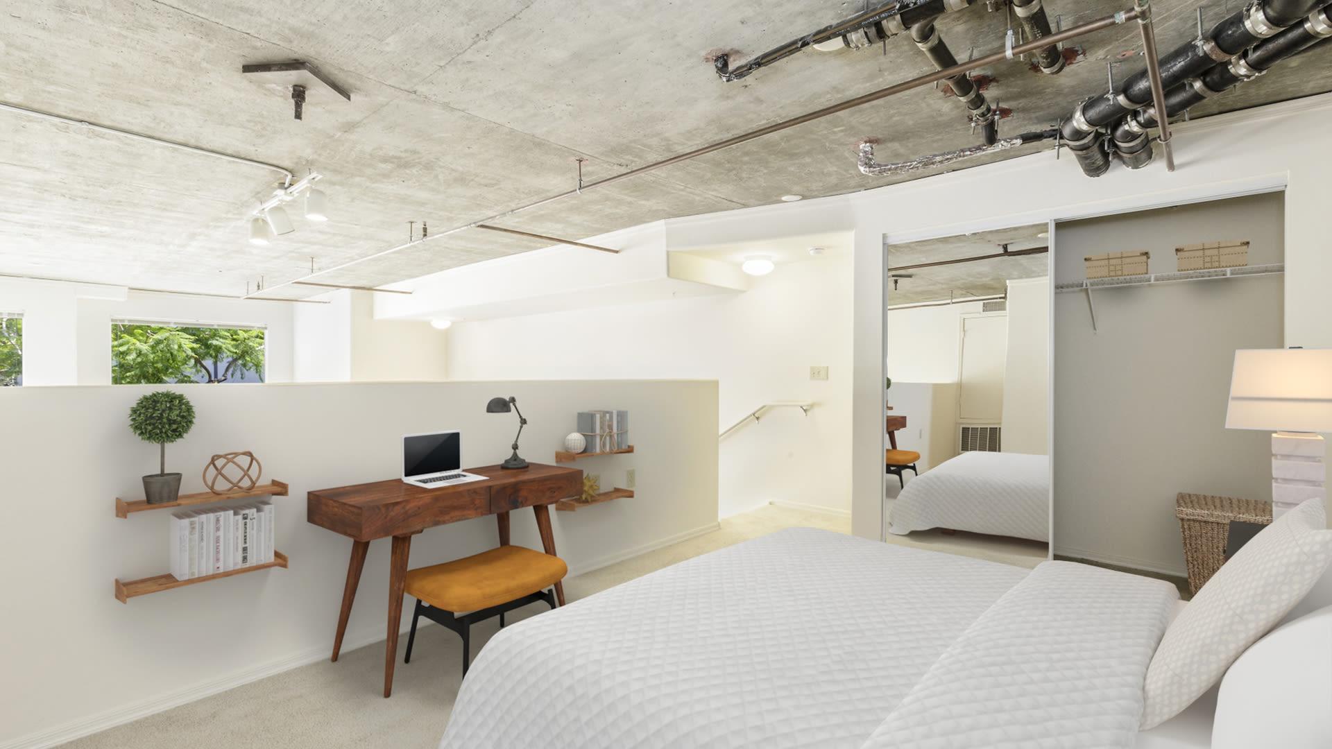 Archstone Fremont Center Apartments - Bedroom