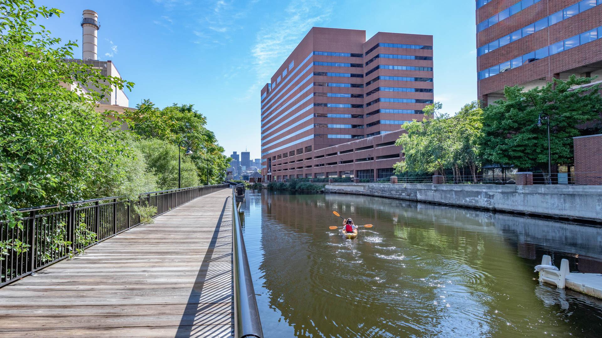 Lofts at Kendall Square Apartments - Neighborhood