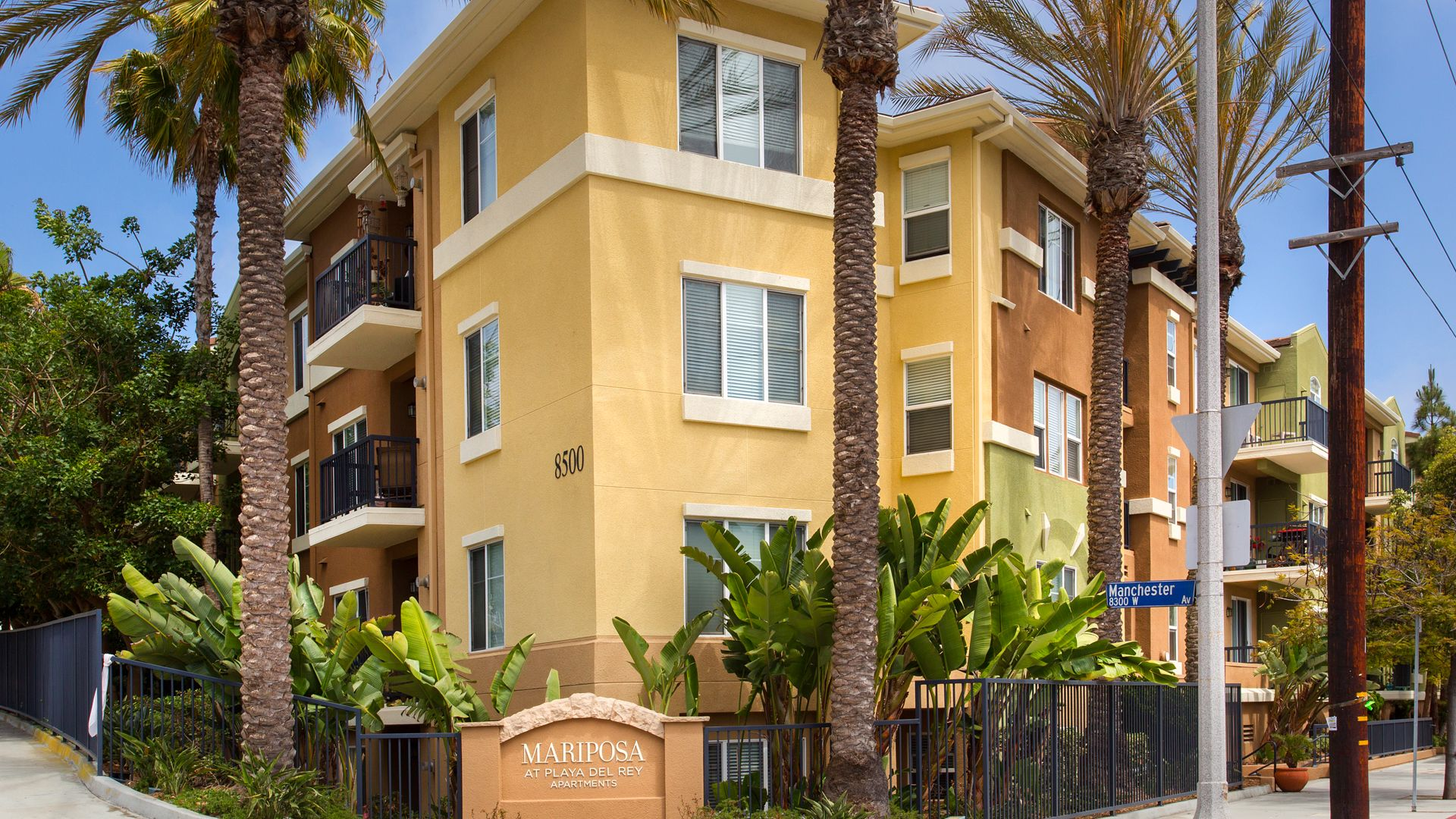 Mariposa at Playa del Rey Apartments - Exterior