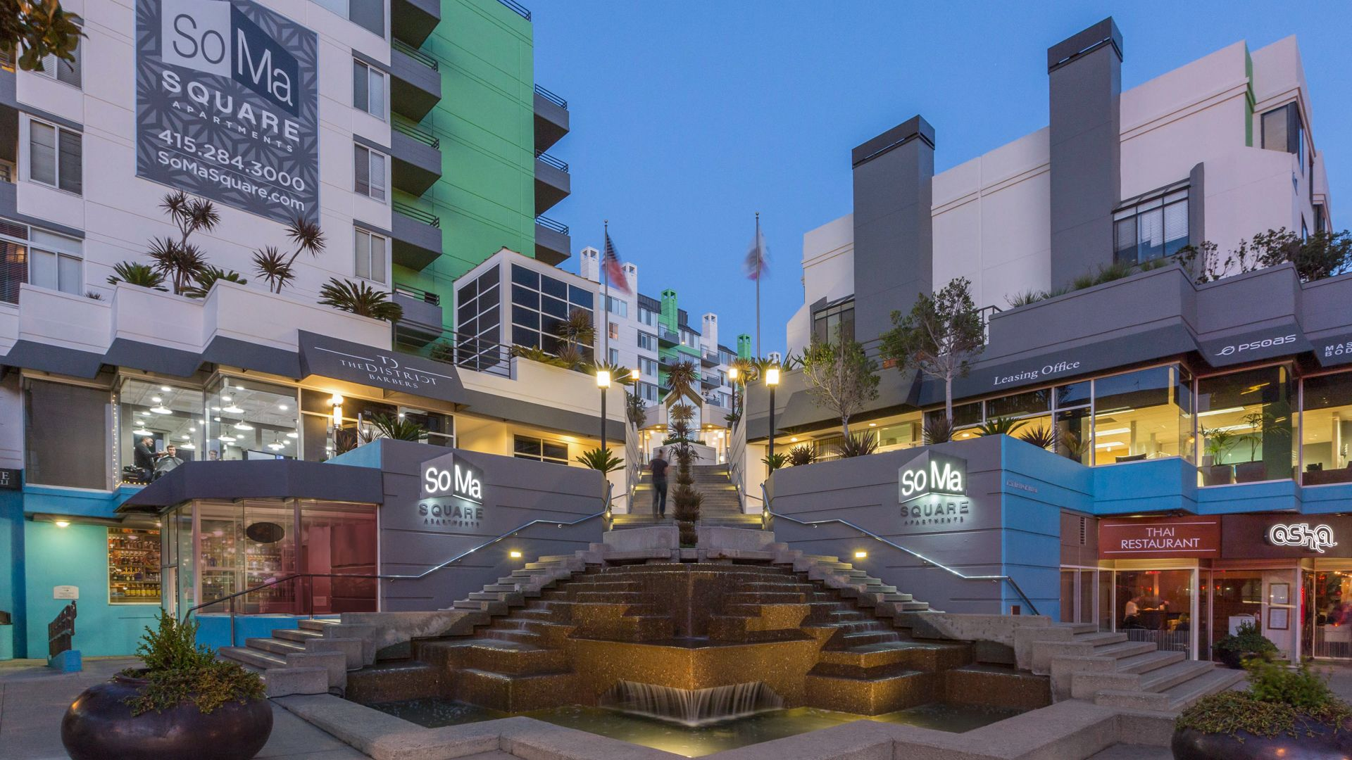 SoMa Square Apartments in San Francisco - SoMa - 1 Saint ...