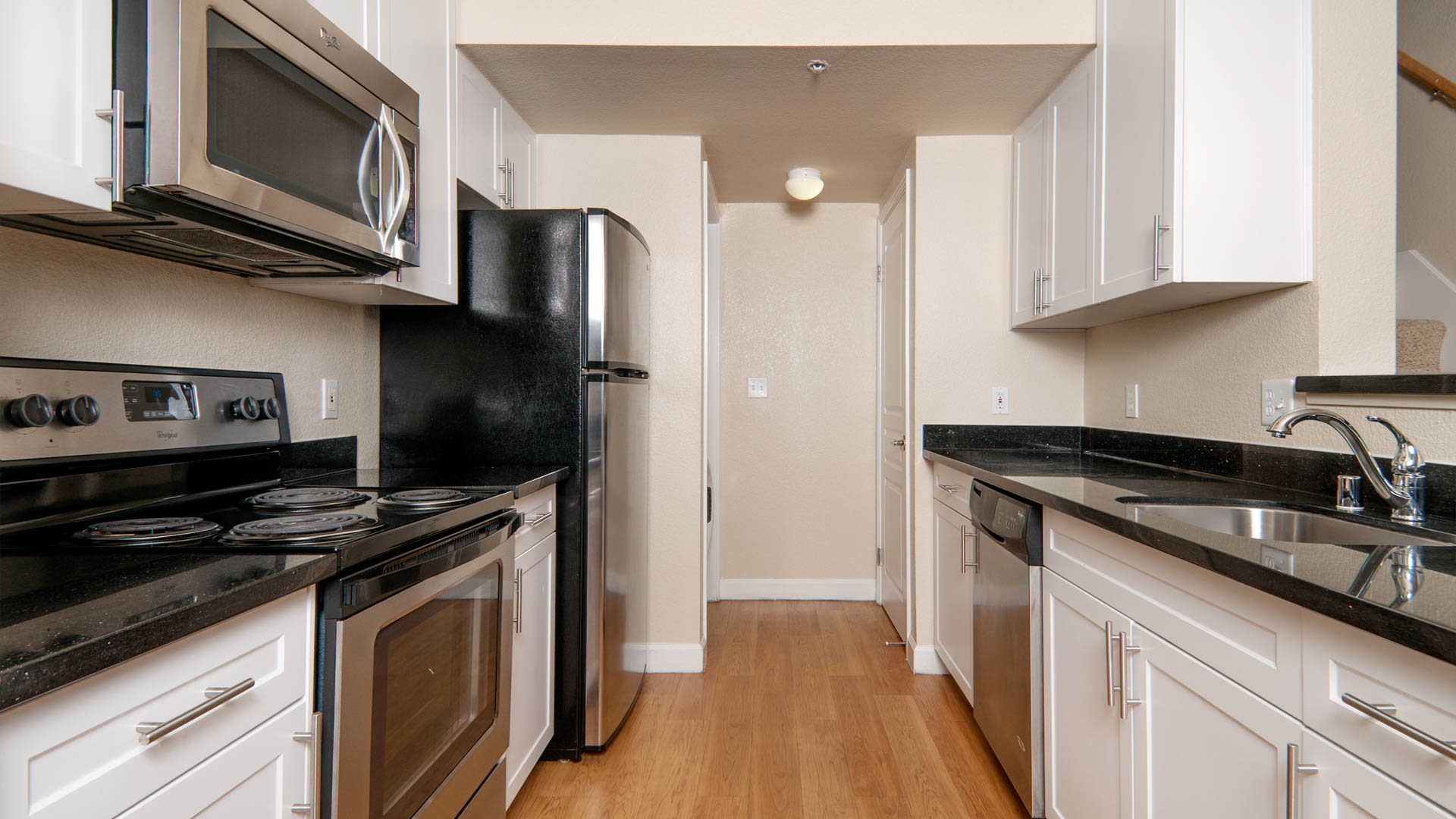 City Gate at Cupertino Apartments - Kitchen