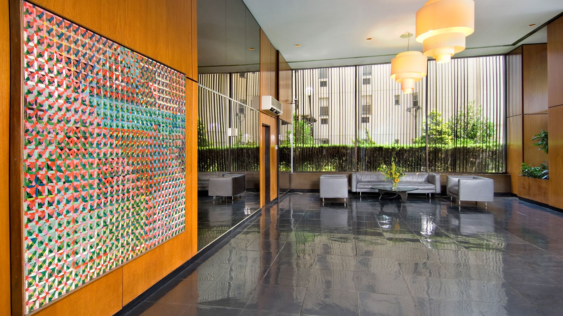 303 East 83rd Apartments - Lobby