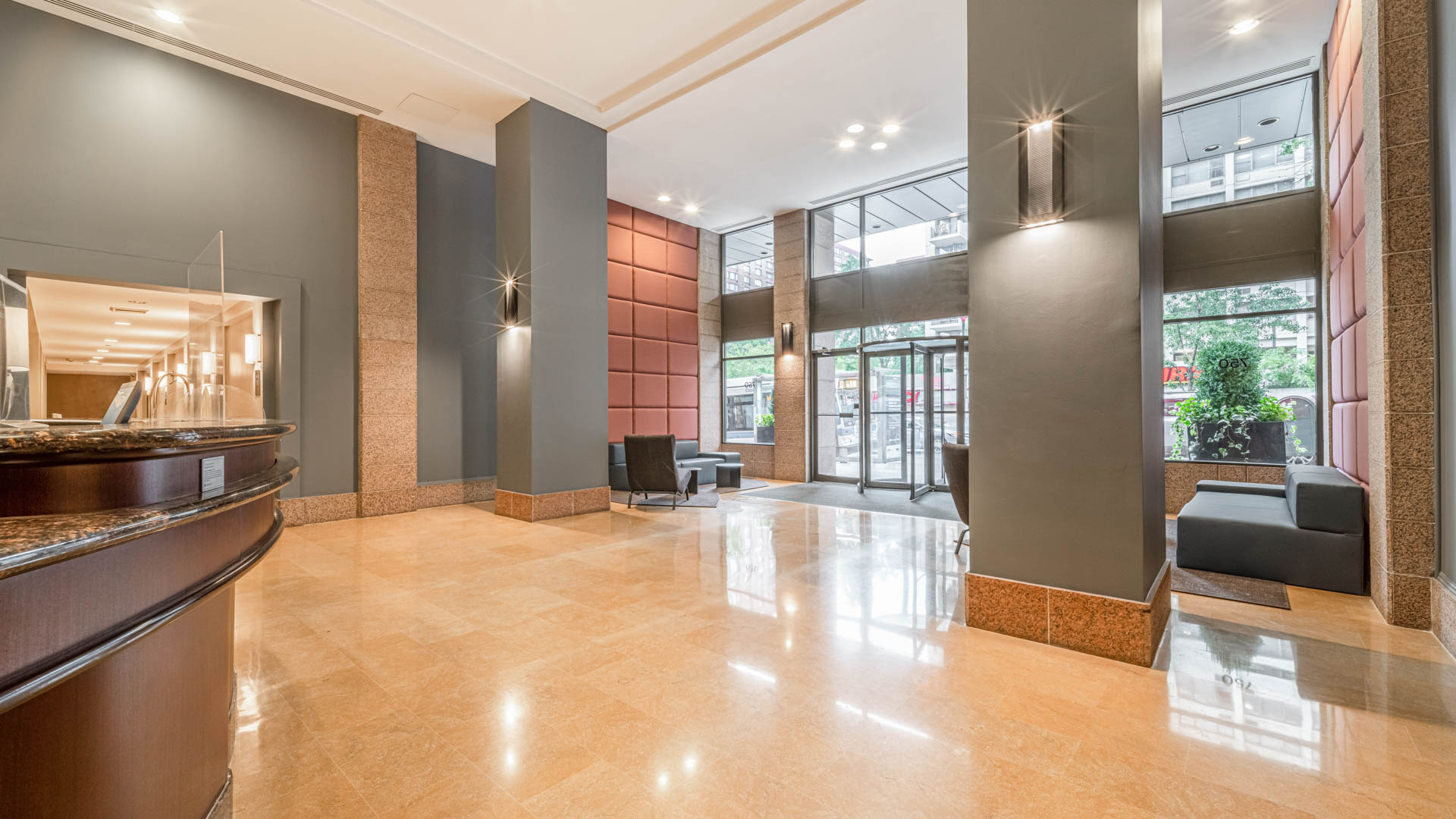 West 96th Apartments - Lobby