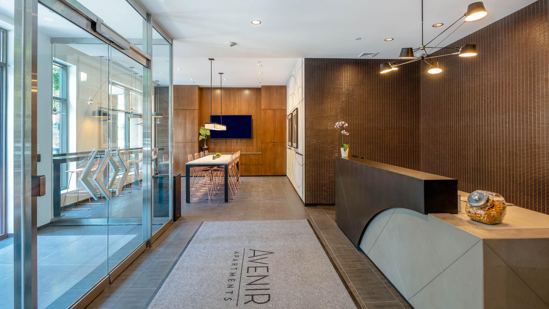 Avenir Apartments - Lobby