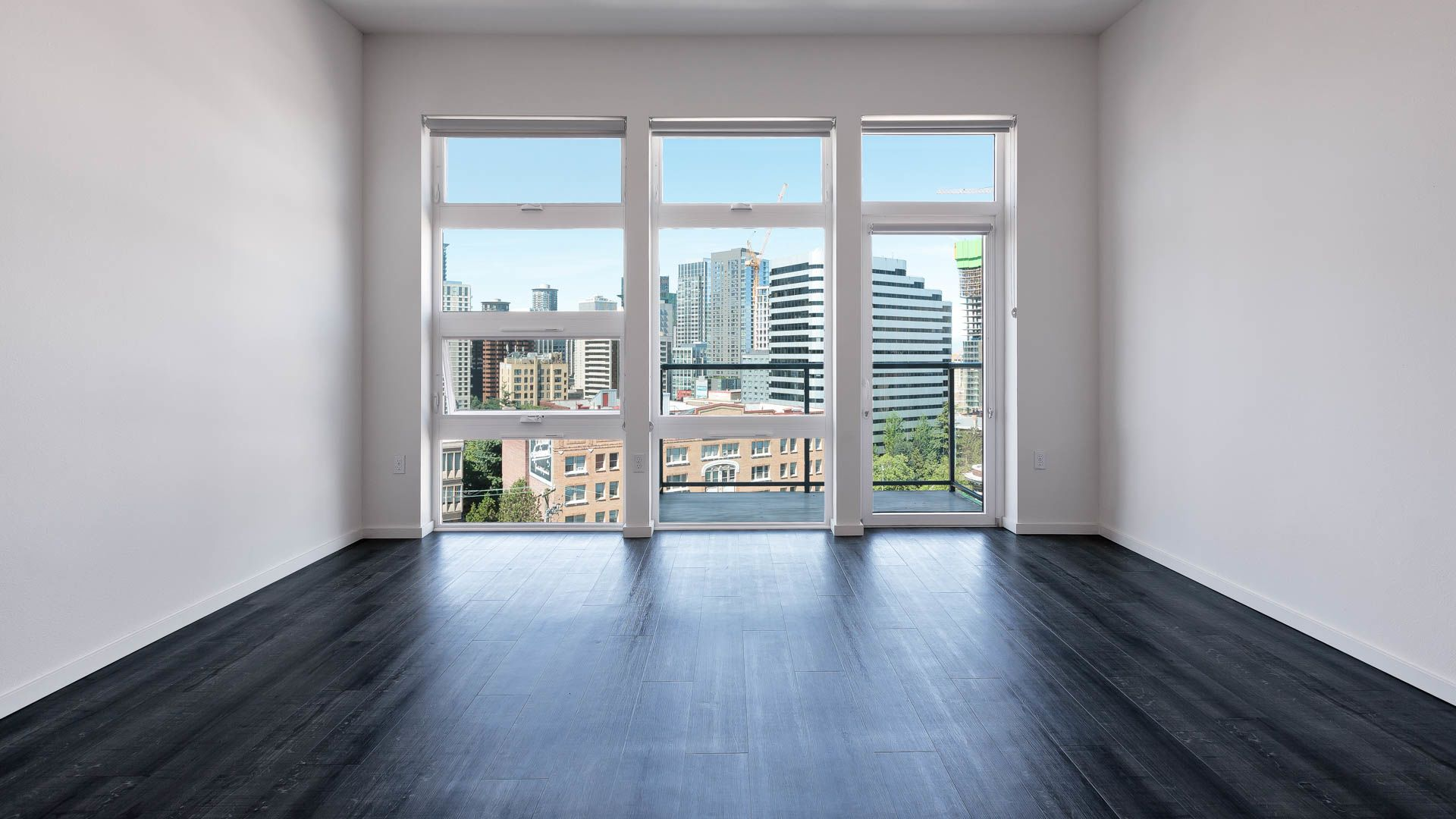Three20 Apartments - Living Room