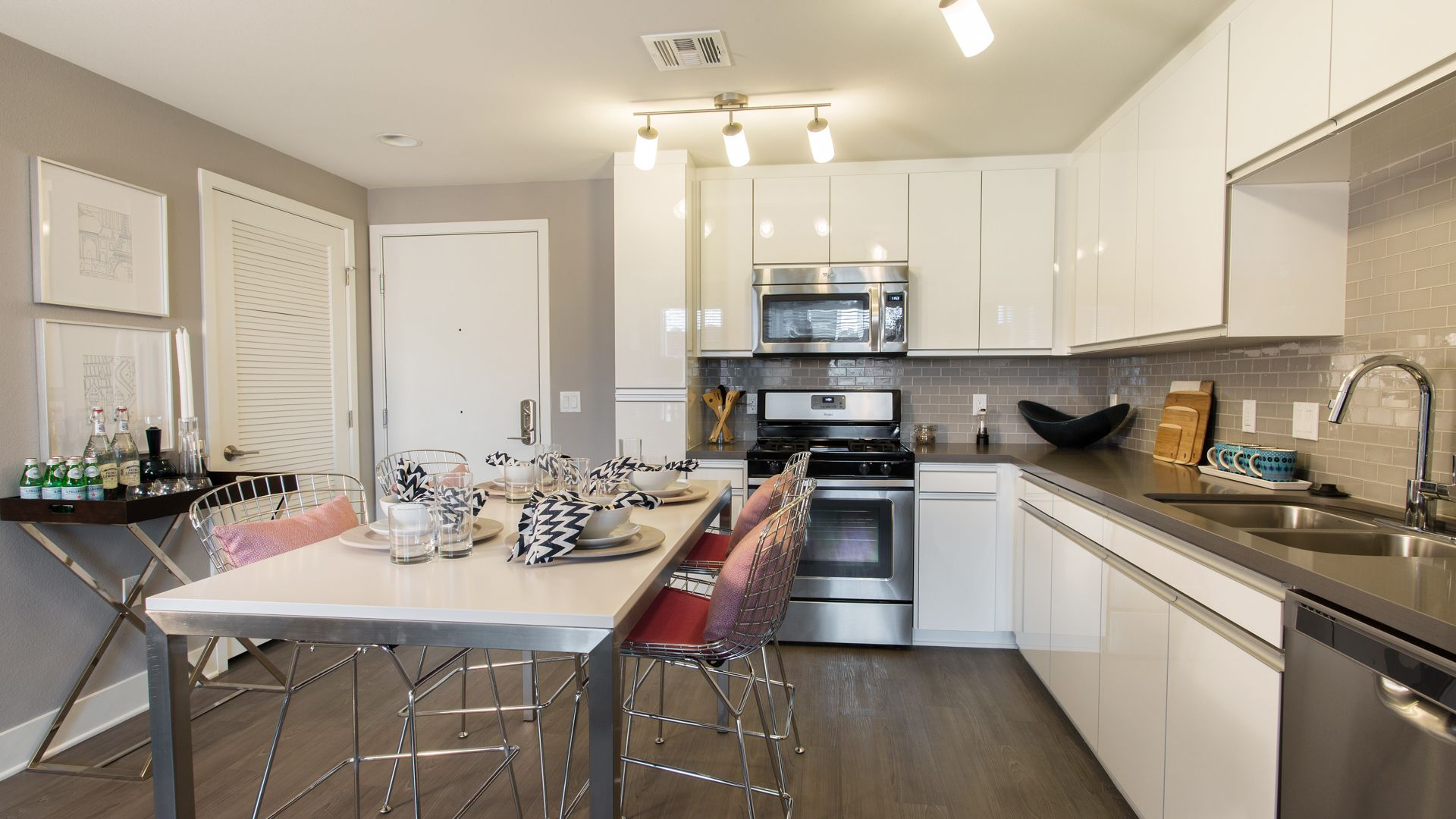 Residences at Westgate Apartments - Kitchen