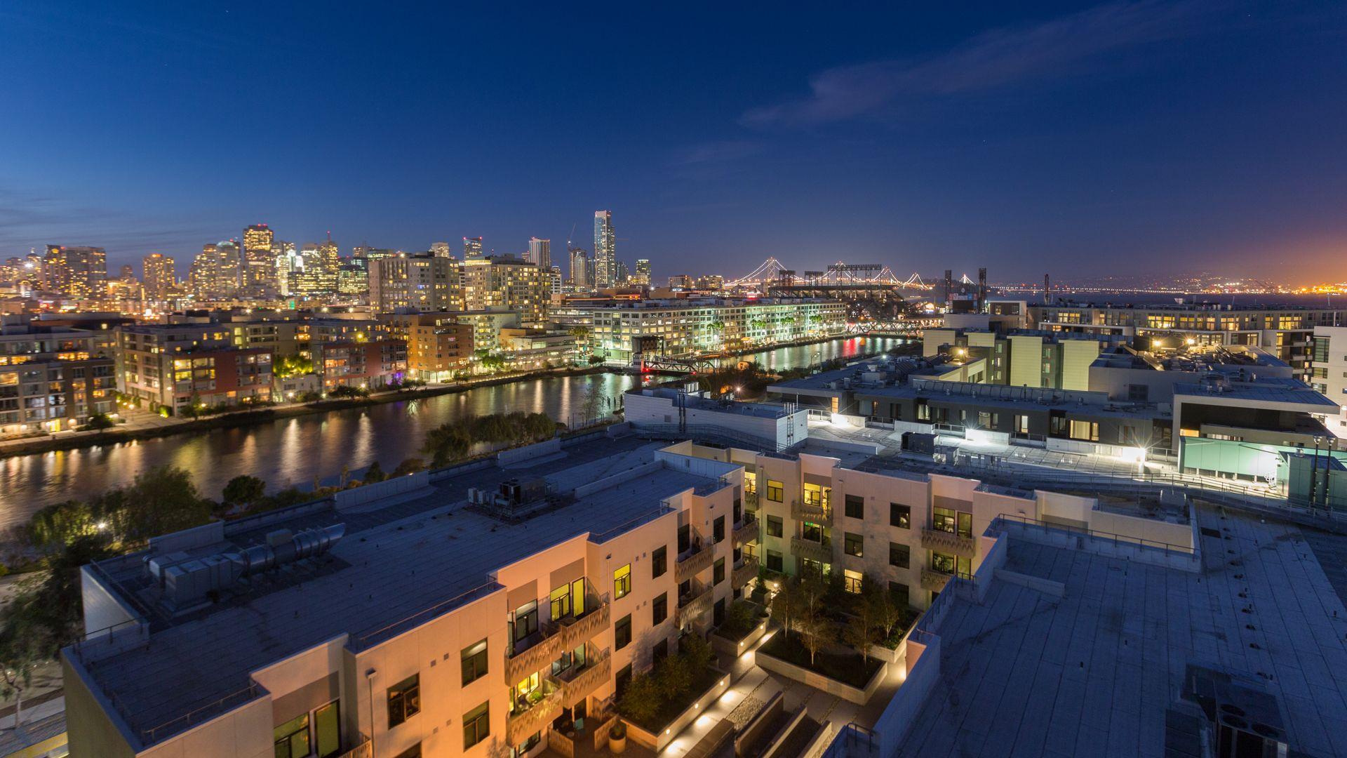 Azure Apartments - View