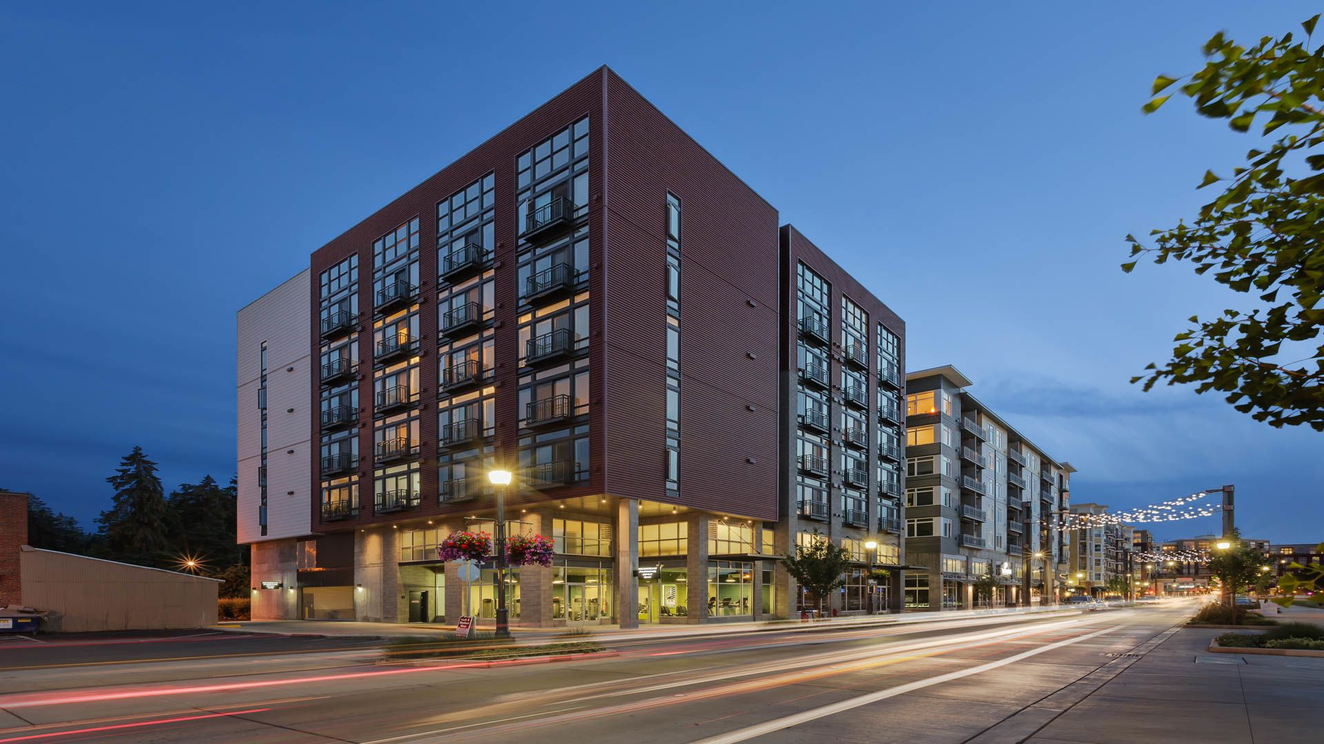 Old Town Lofts Apartments - Downtown Redmond - 16175 ...